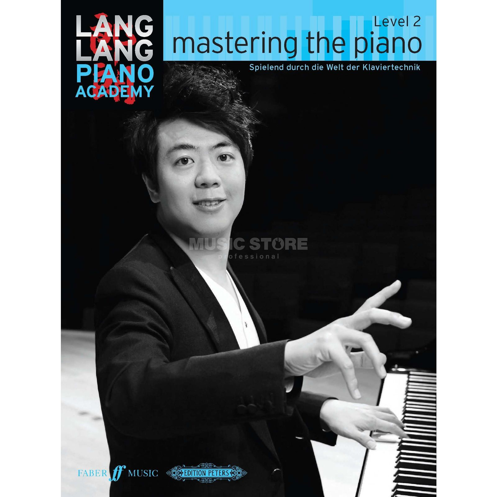 Faber Music Lang Lang: Mastering The Piano Level 2, Deutsch Produktbillede