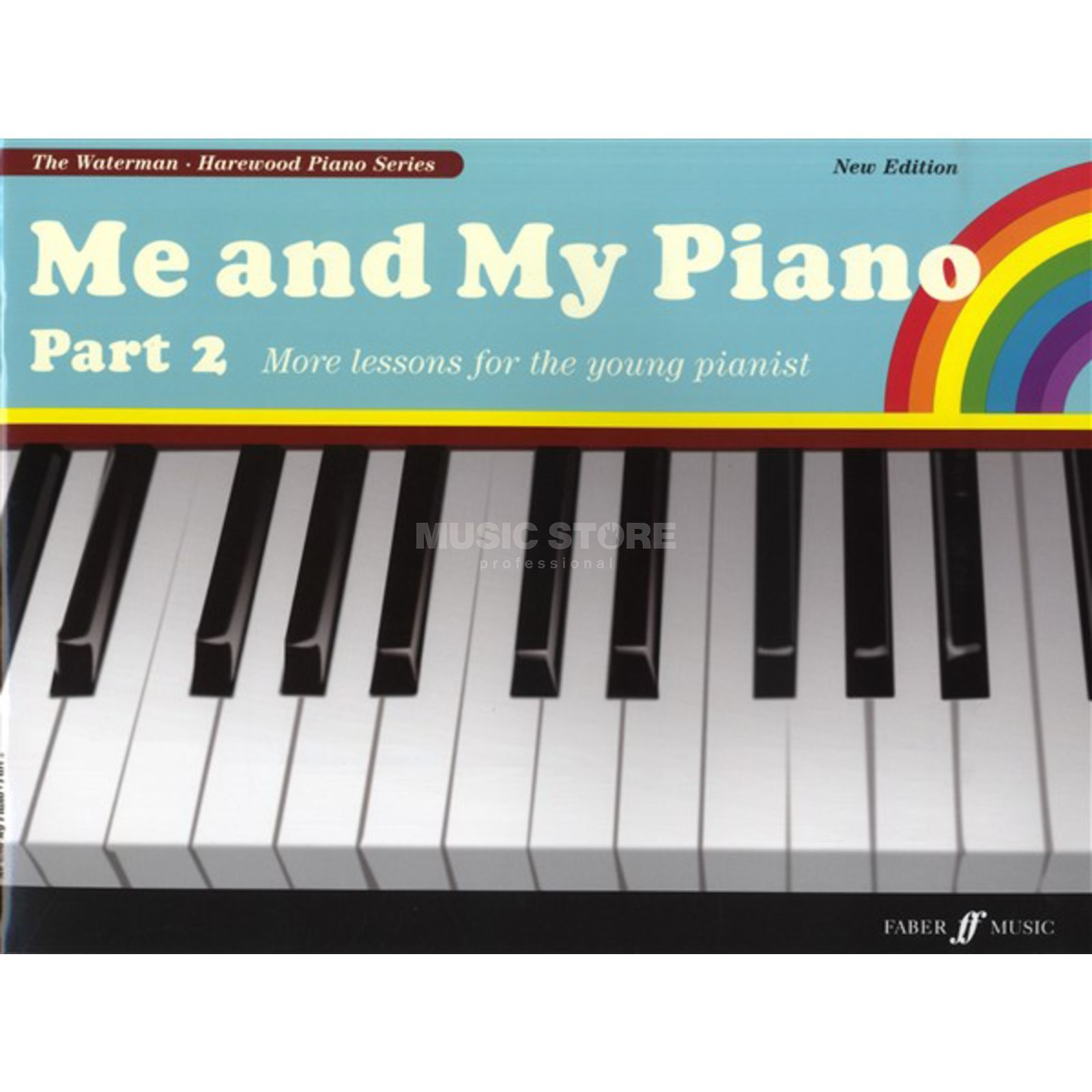 Faber Music Me And My Piano Part 2 Harewood, Waterman Produktbild