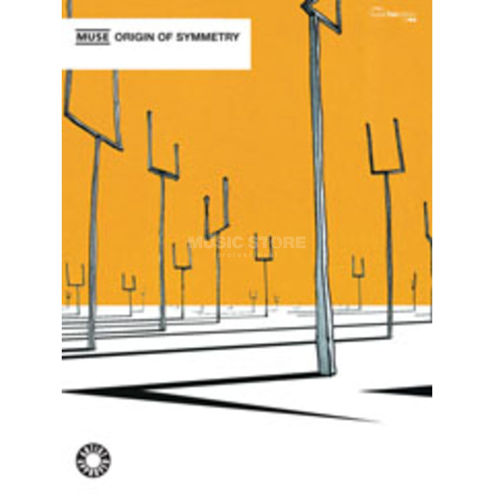 Faber Music Muse: Origin Of Symmetry TAB Produktbillede