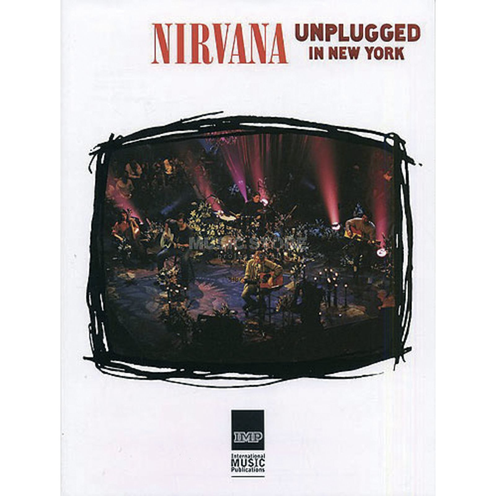 Faber Music Nirvana - Unplugged in N.Y. TAB Produktbild