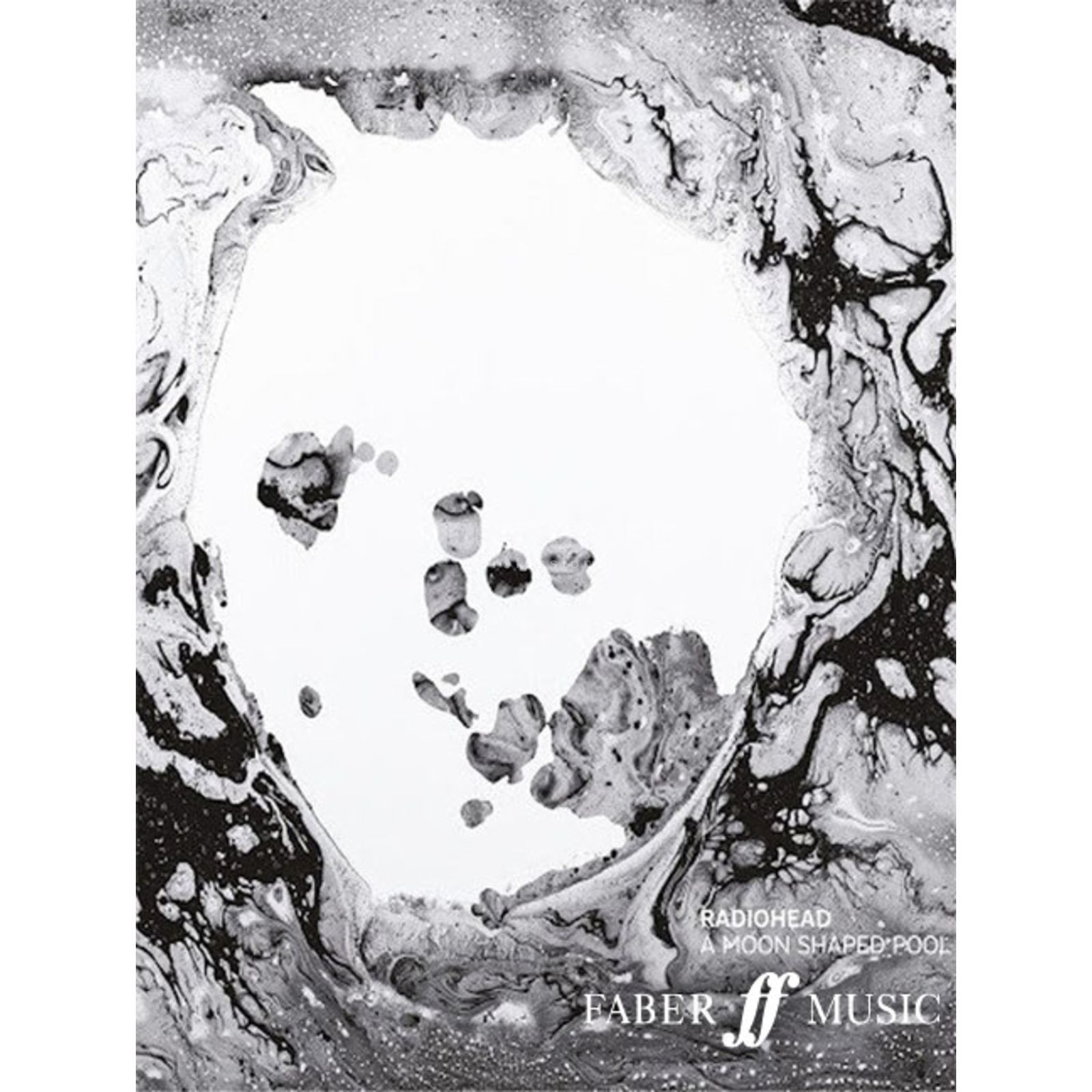 Faber Music Radiohead: A Moon Shaped Pool Produktbild