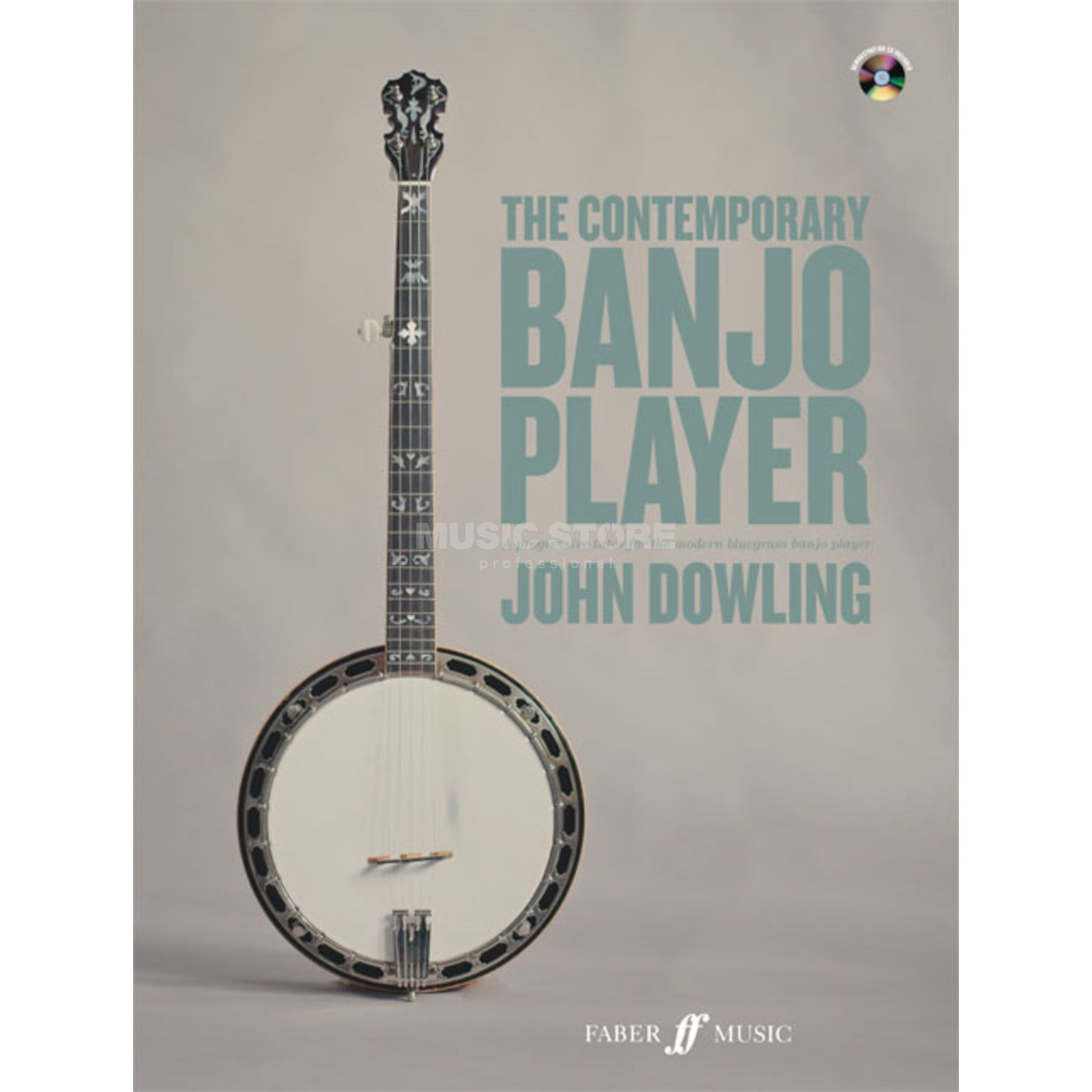 Faber Music The Contemporary Banjo Player John Dowling Produktbillede