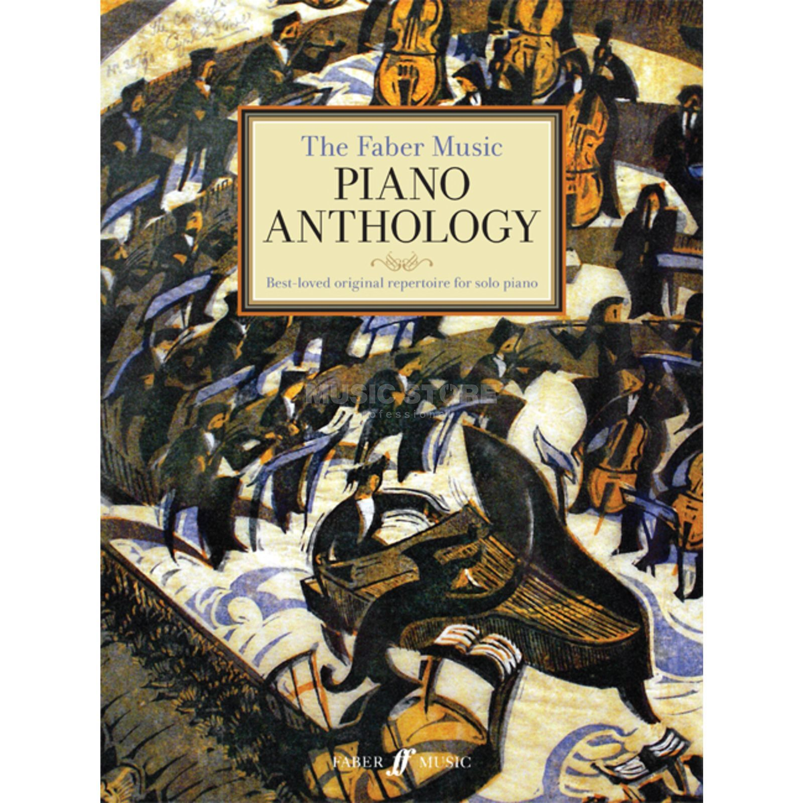 Faber Music The Faber Music Piano Anthology Produktbillede
