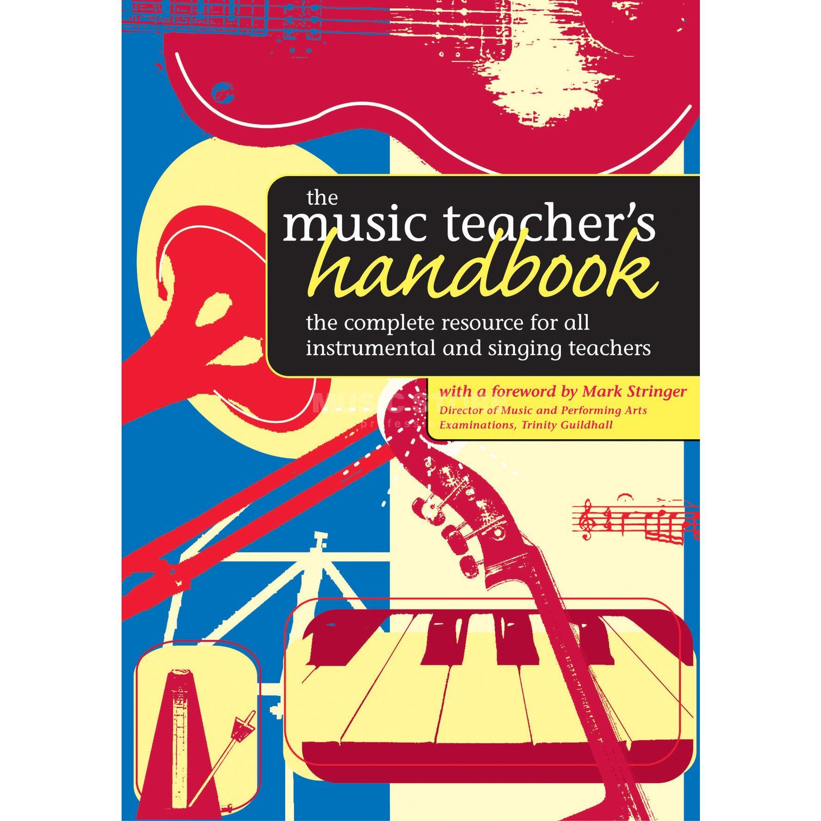 Faber Music The Music Teacher's Handbook Mark Stringer Produktbild