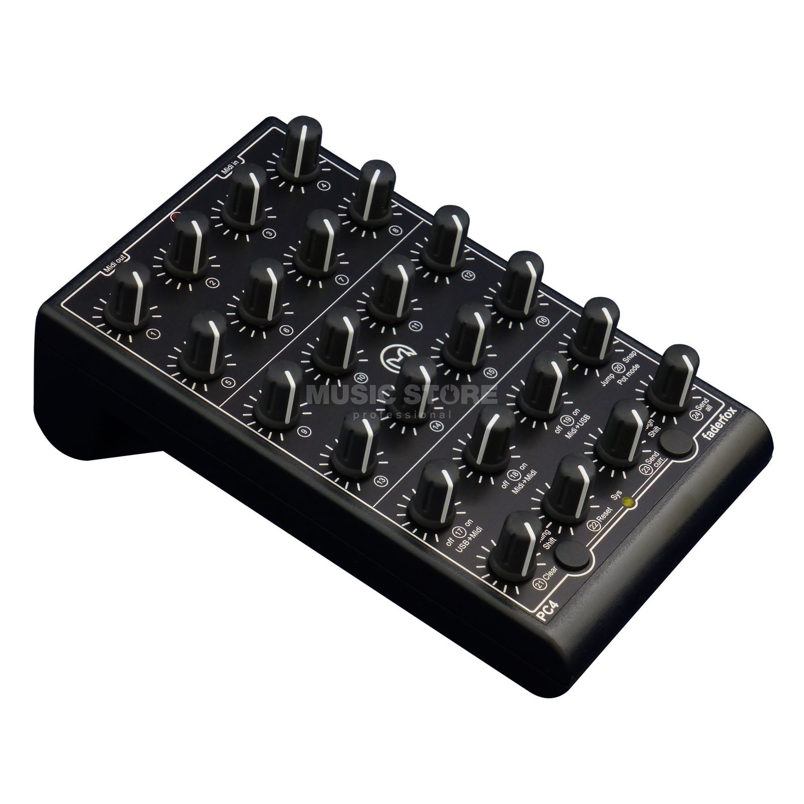 Faderfox PC5 Product Image