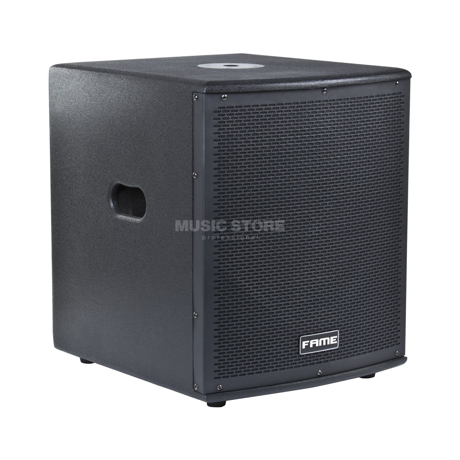 "Fame audio Challenger SUB 12A active 12"" Subwoofer, 450W Productafbeelding"