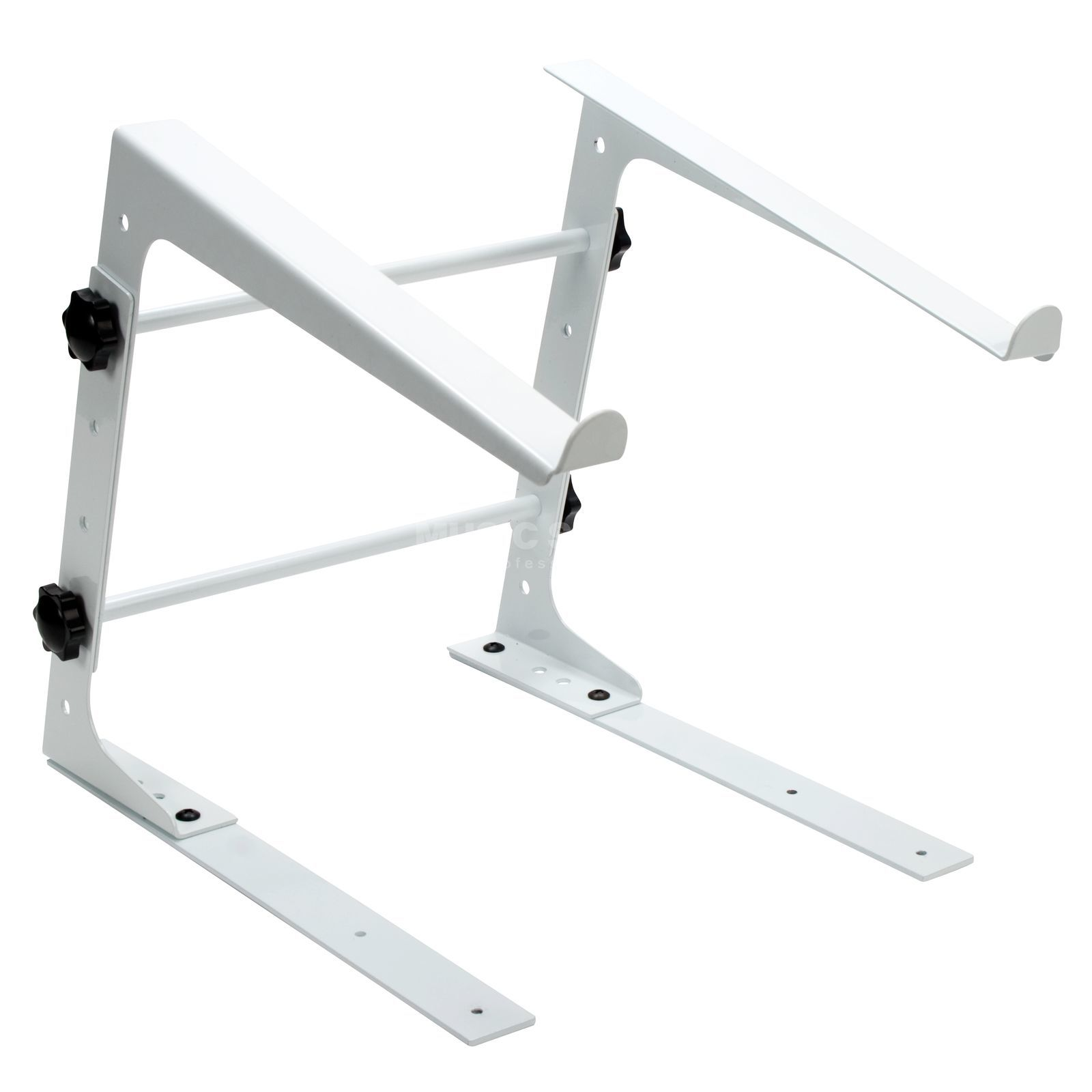 Fame audio Laptop Stand LS-1 SNOW Metall weiß Produktbild
