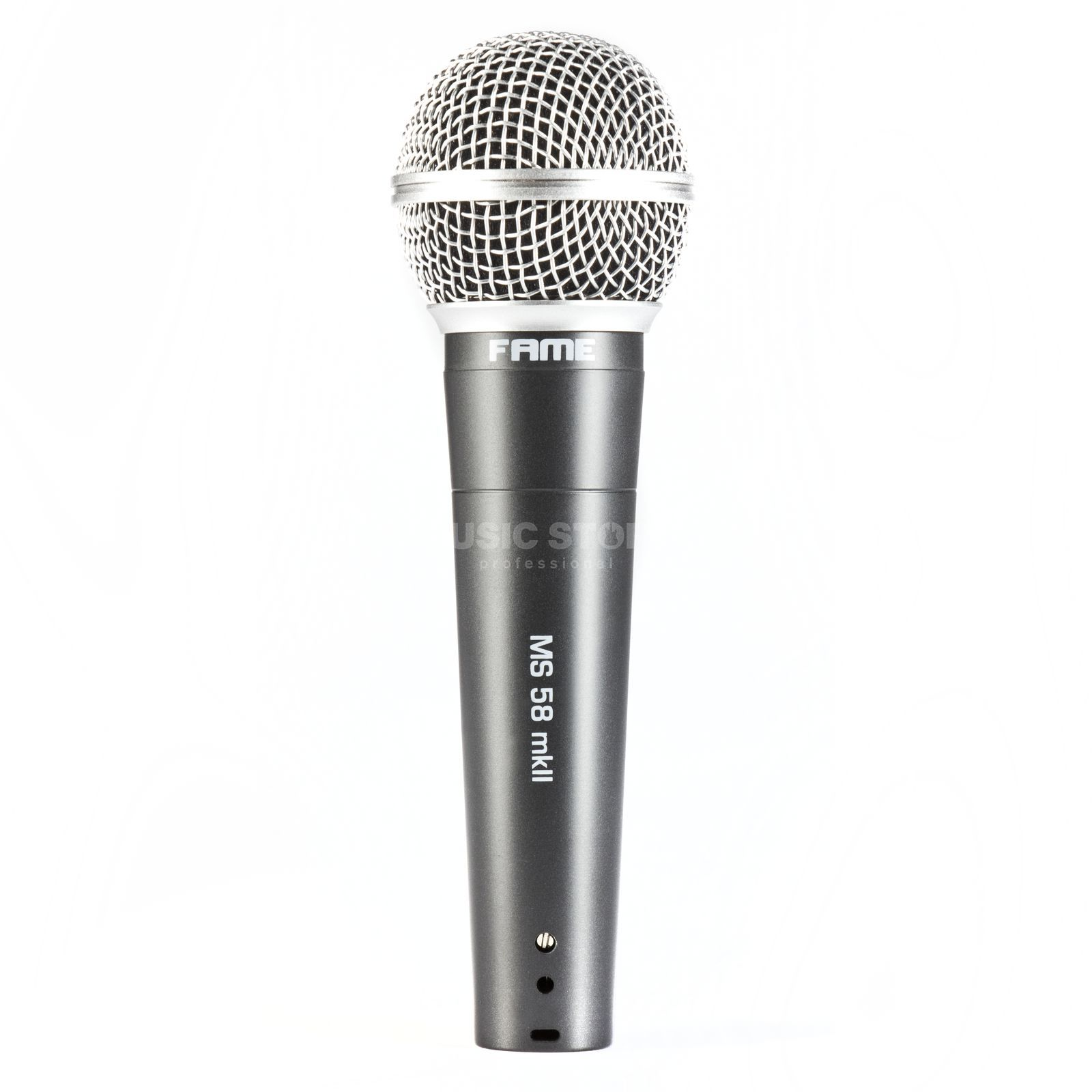 Fame audio MS 58 MKII dynamic Vocalmicrophone Image du produit