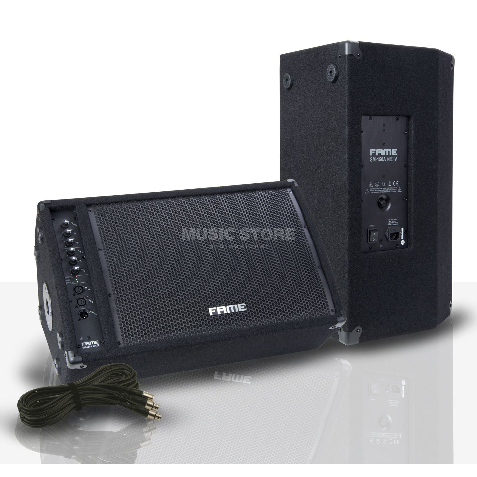 Fame audio SM 150A Twin - Set Produktbillede