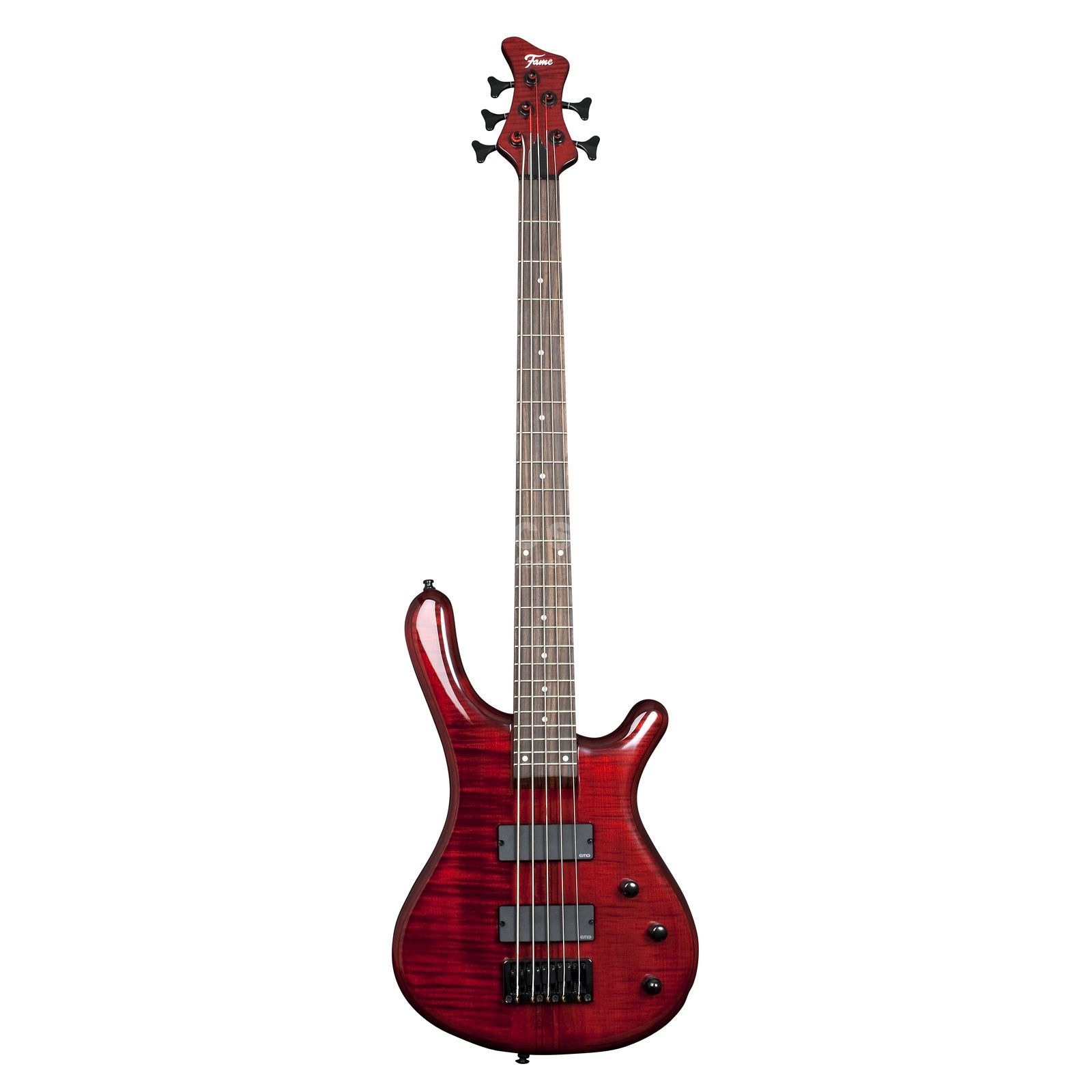 Fame Baphomet 5 NTB LE RD Transparent Dark Red Immagine prodotto