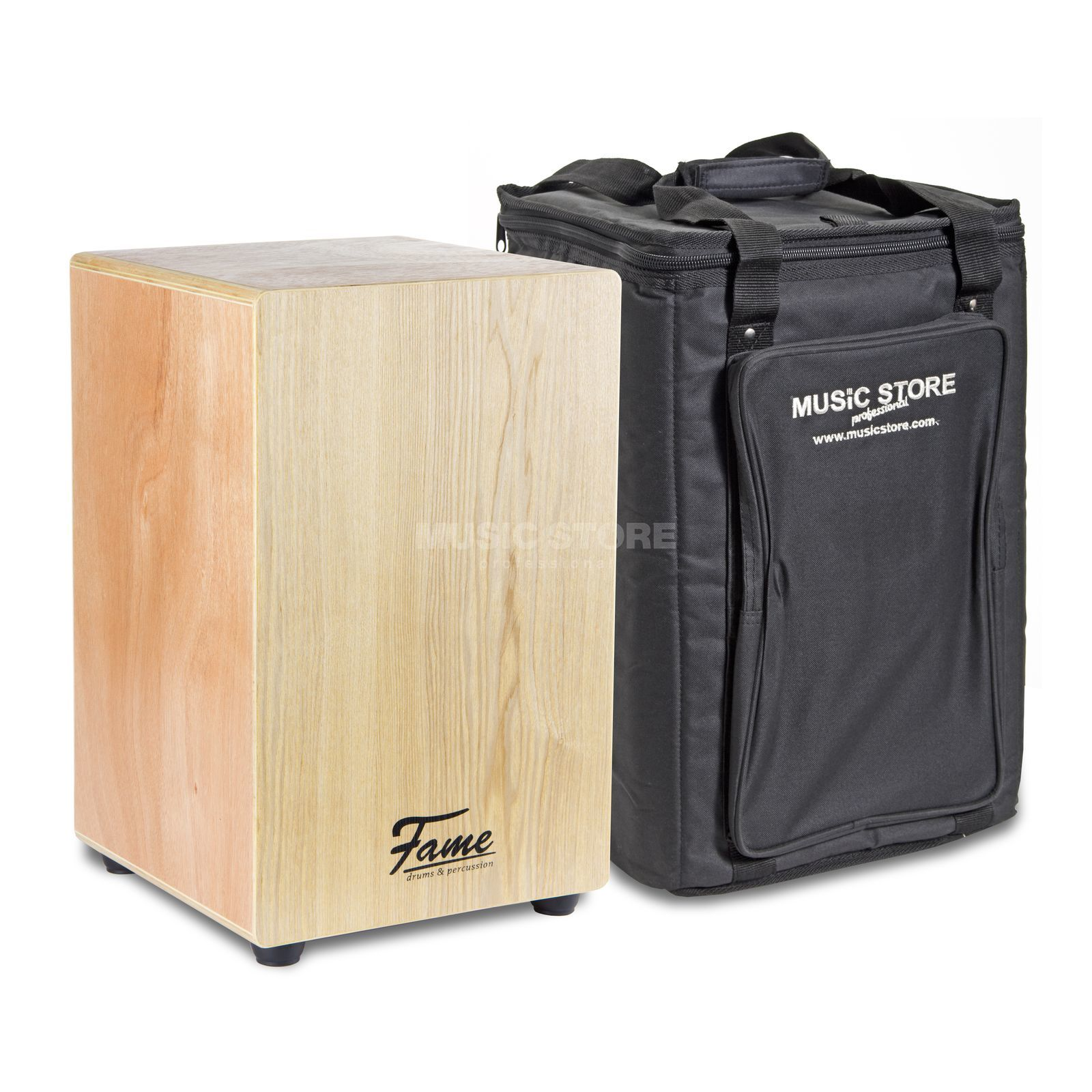 FAME Beginner Cajon Travel - Set Product Image