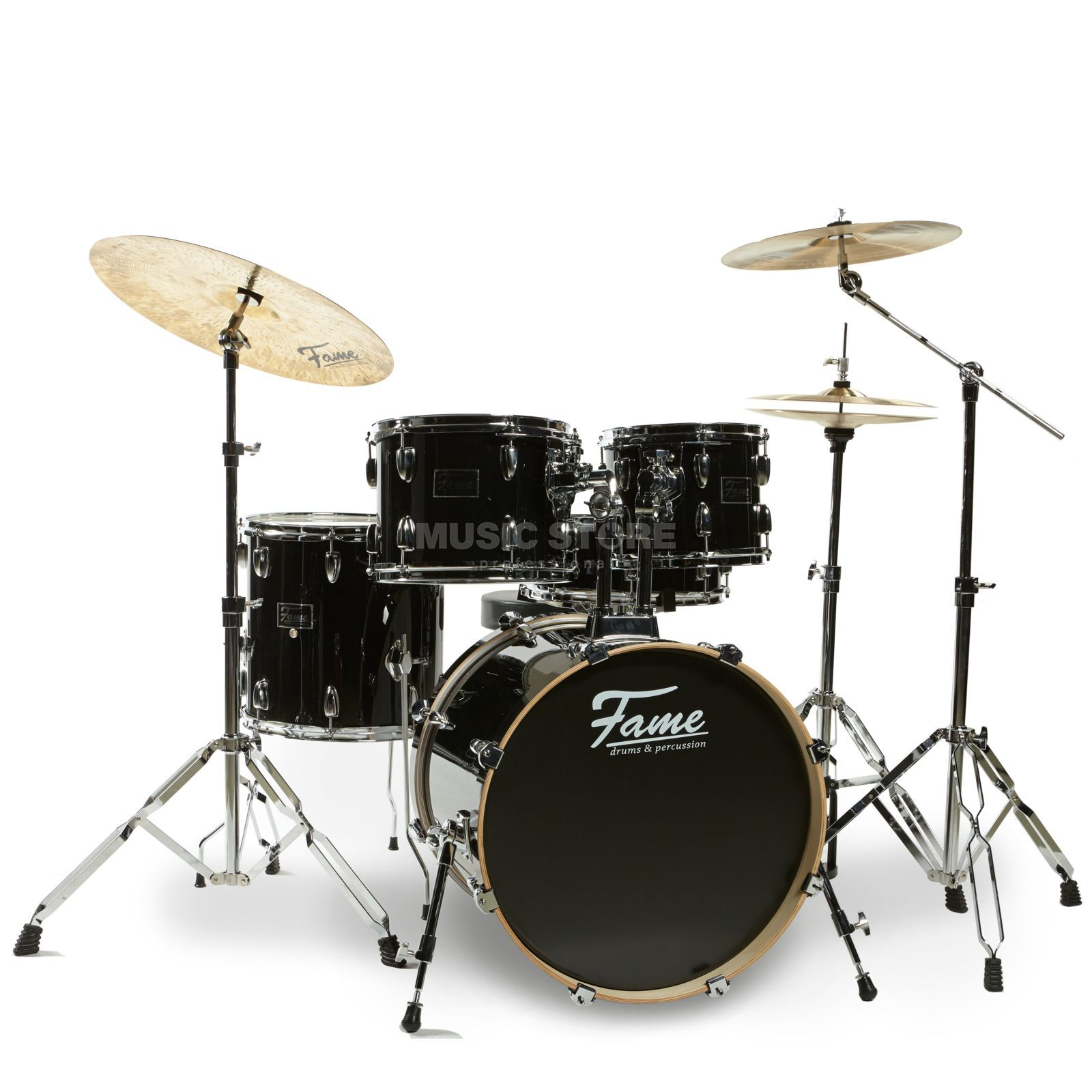 Fame Blaze Standard Set 5221, #Black Product Image