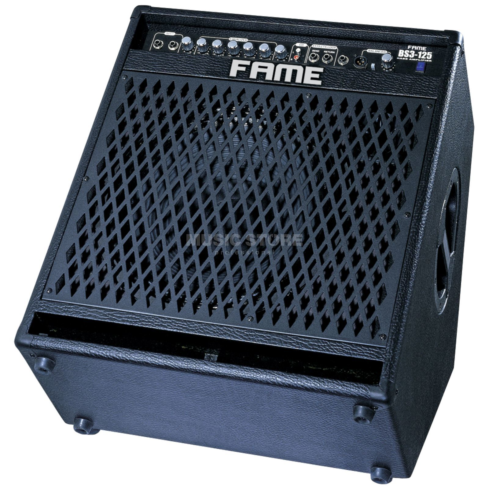 "Fame BS3-125 Combo 125W, 1x15"" Speaker Product Image"