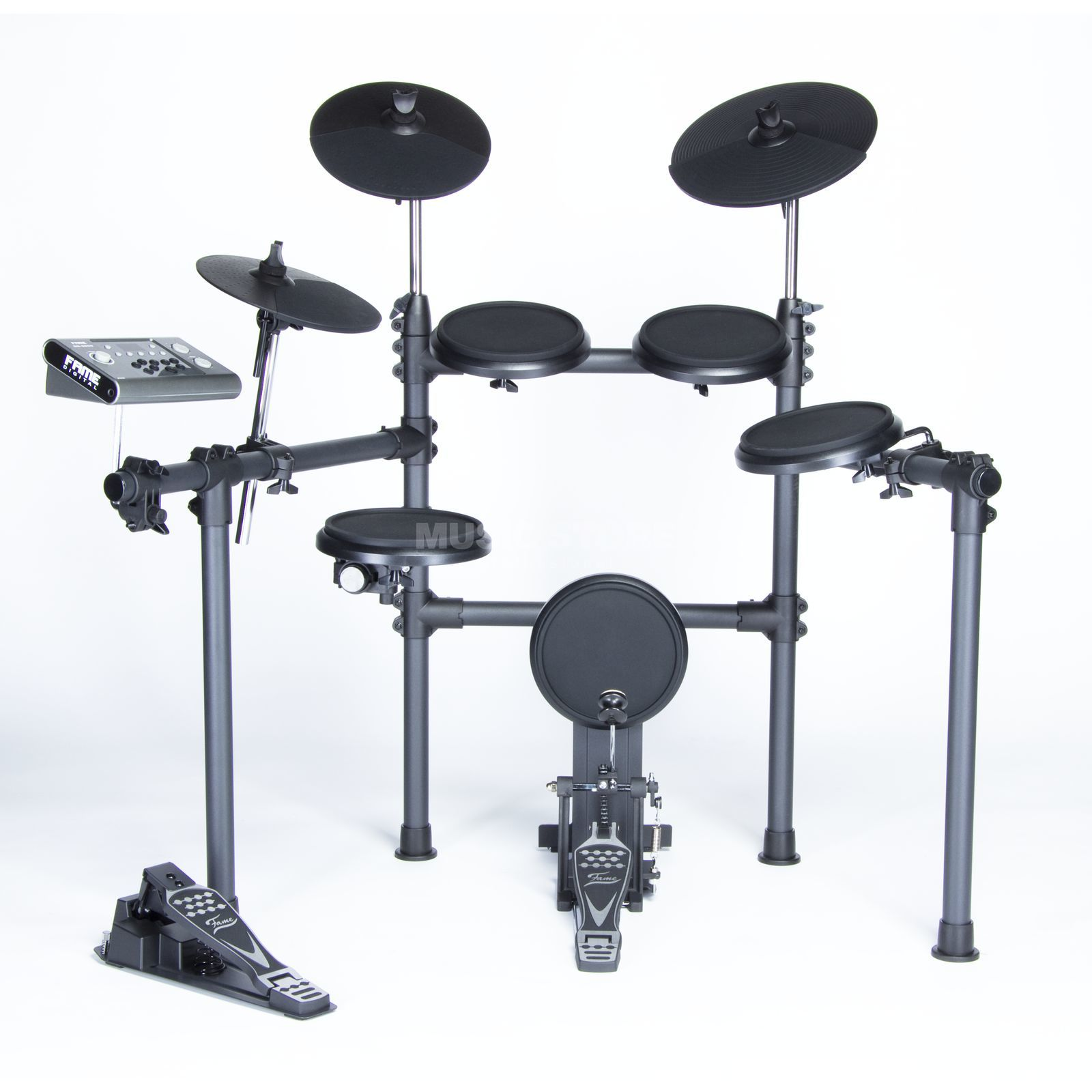 Yamaha Dd Electronic Drum Set