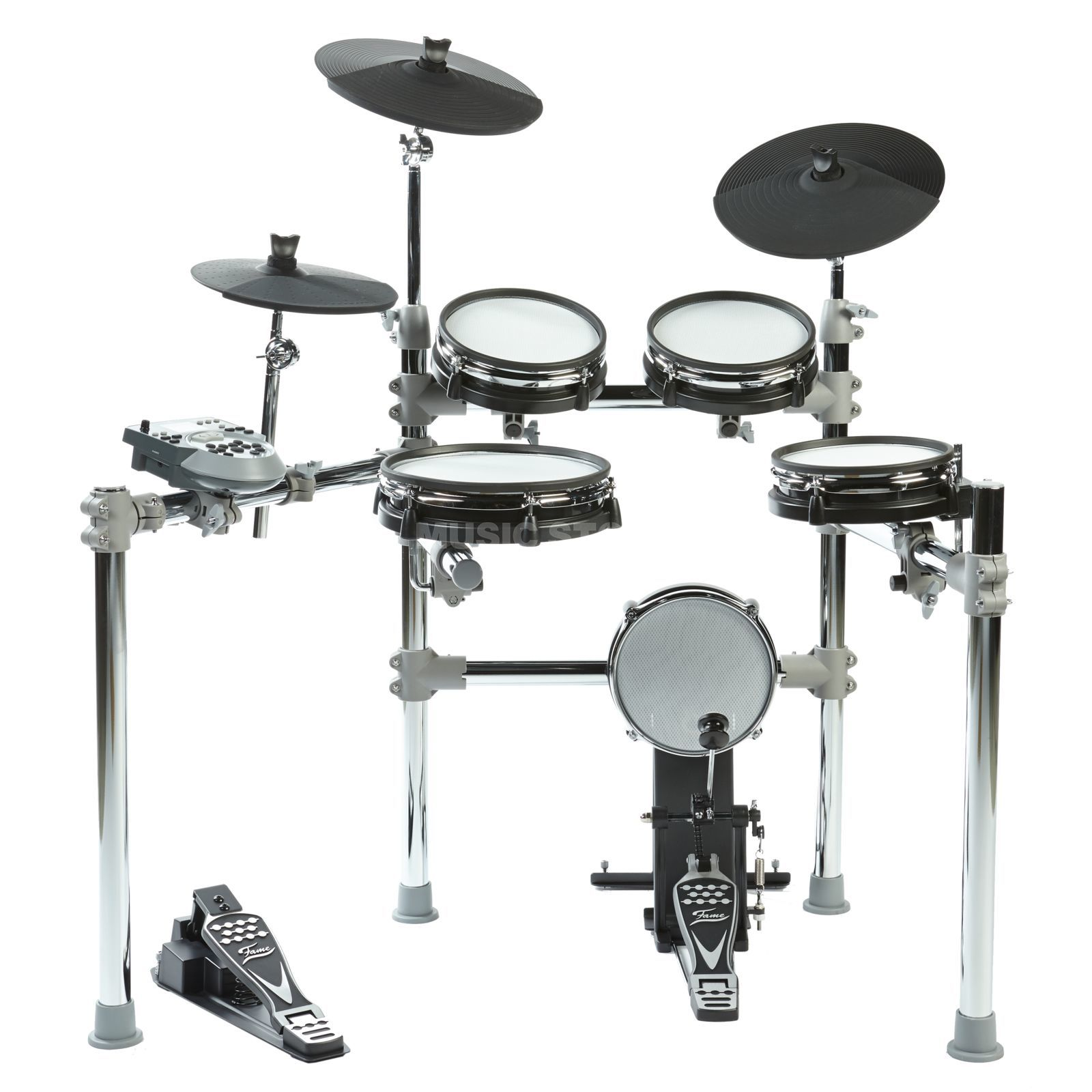 Fame DD-6500 E-DrumSet w/Mesh Heads Product Image
