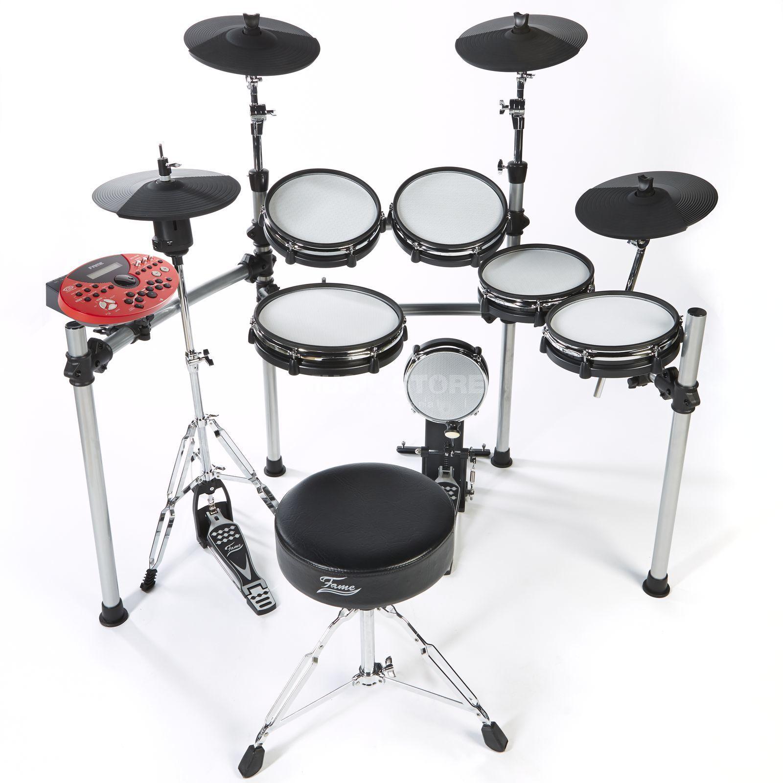 Fame DD ONE Professional E Drum Set Schlagzeug