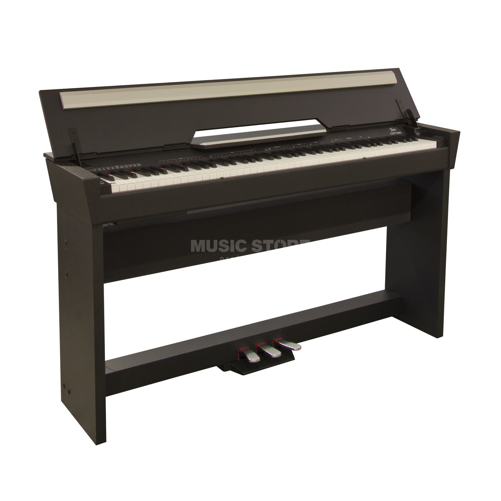 Fame DP-7000 Digital Piano Black Produktbillede