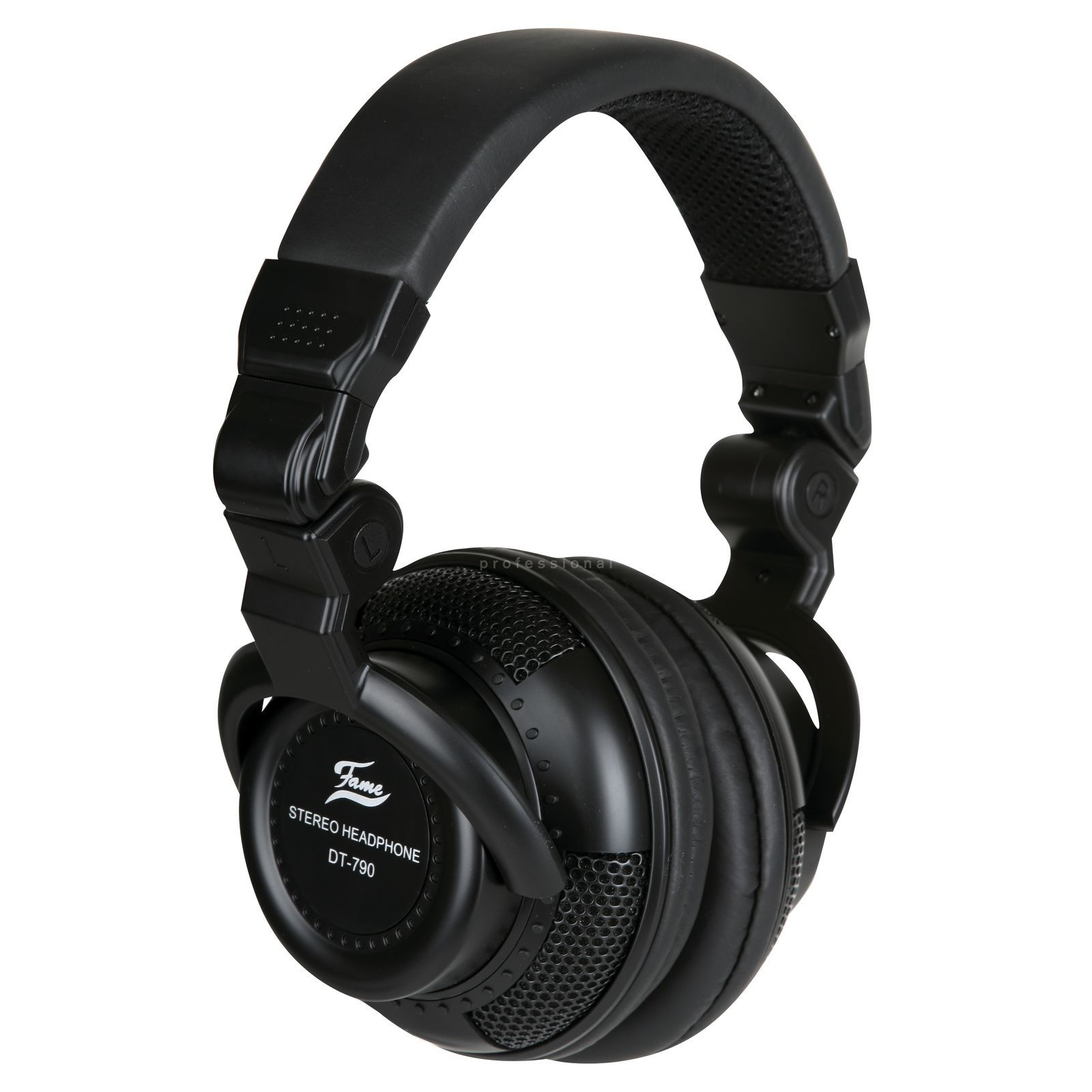 Fame DT 790 Studio Headphones,  Closed Back Produktbillede