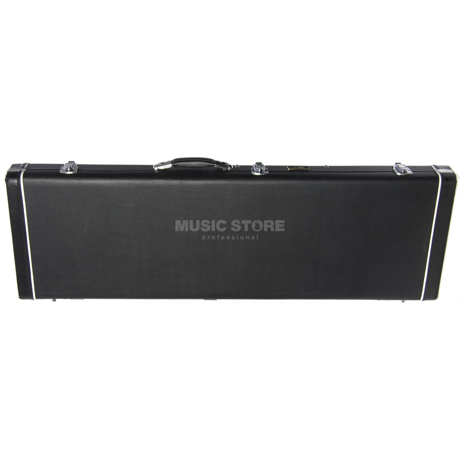 Fame EB-1 Electric bas case zwart Productafbeelding