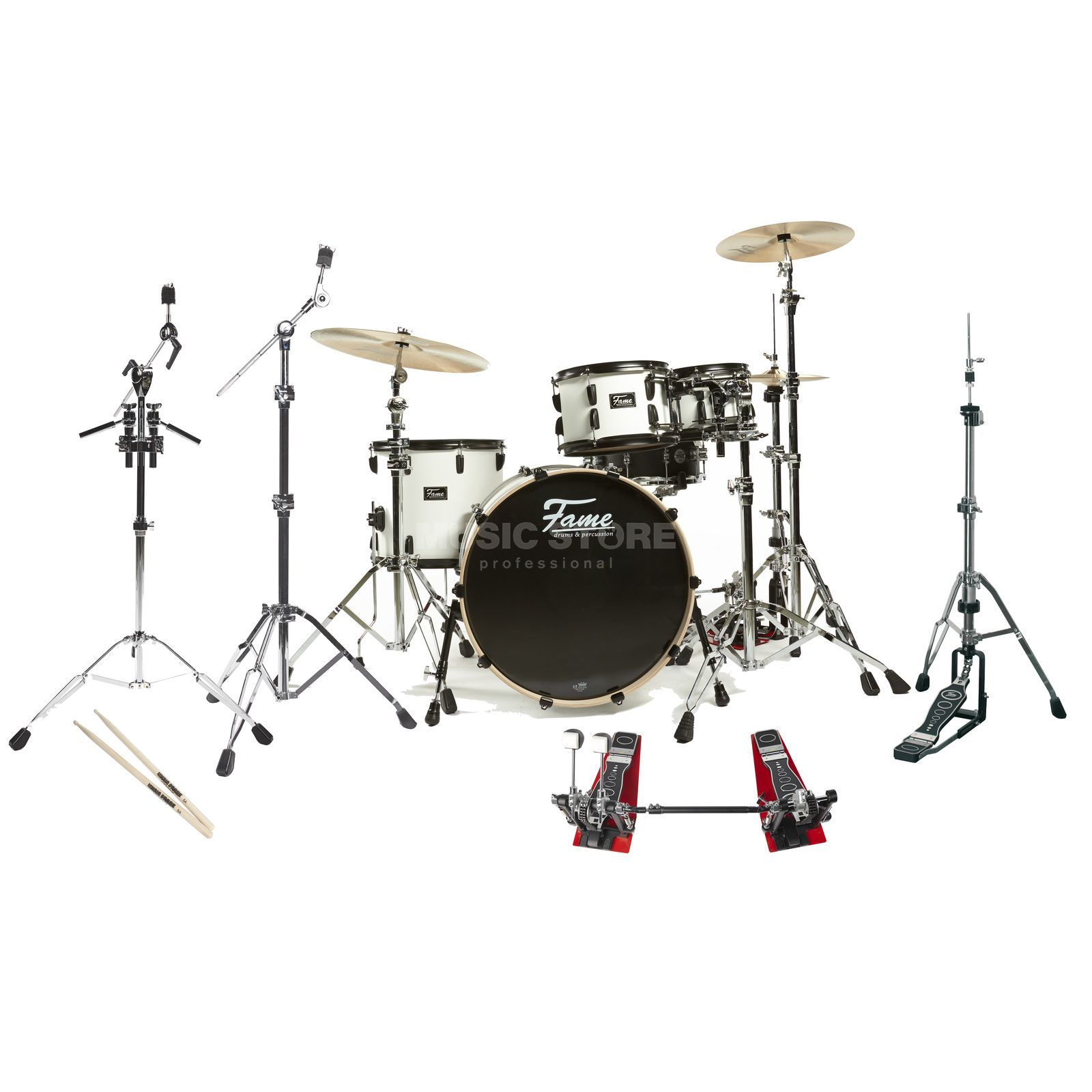 FAME Fire Studio 2 + Hardware - Set Produktbild