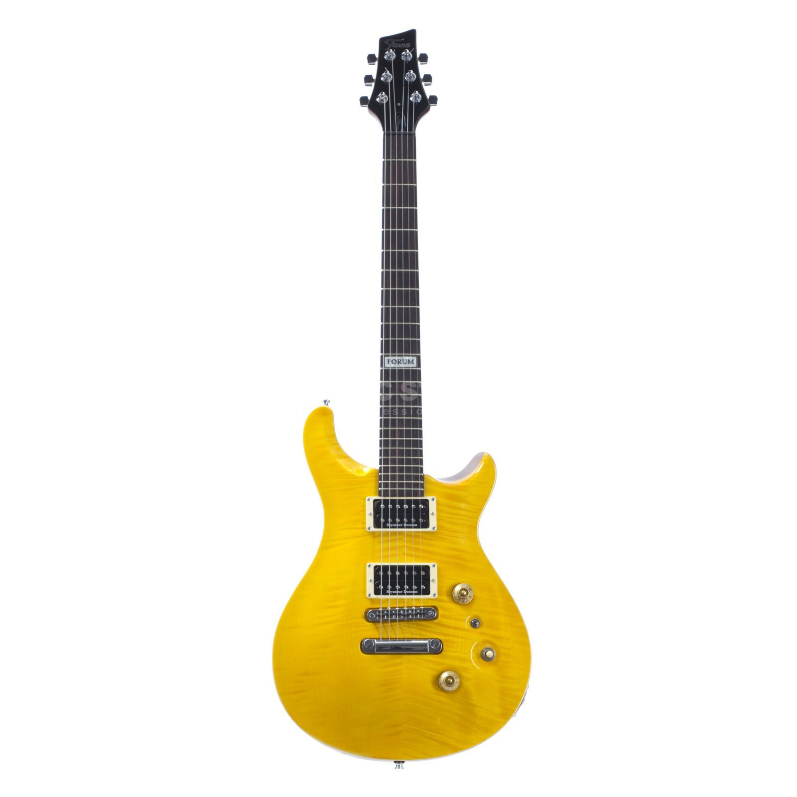 Fame Forum IV SD Translucent Yellow Produktbild