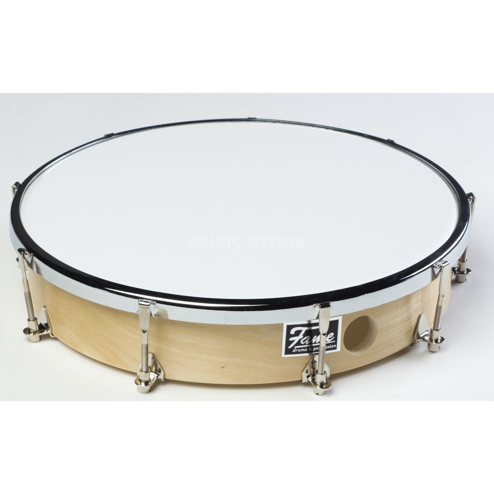 "Fame Frame Drum 10"" Mechanical Tuning Produktbillede"