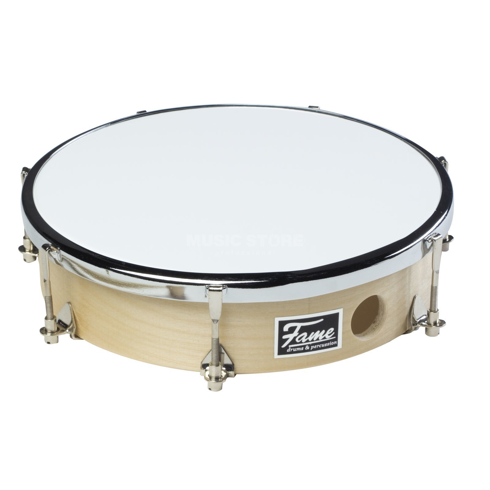 "Fame Frame Drum 8"" Mechanical Tuning Produktbillede"