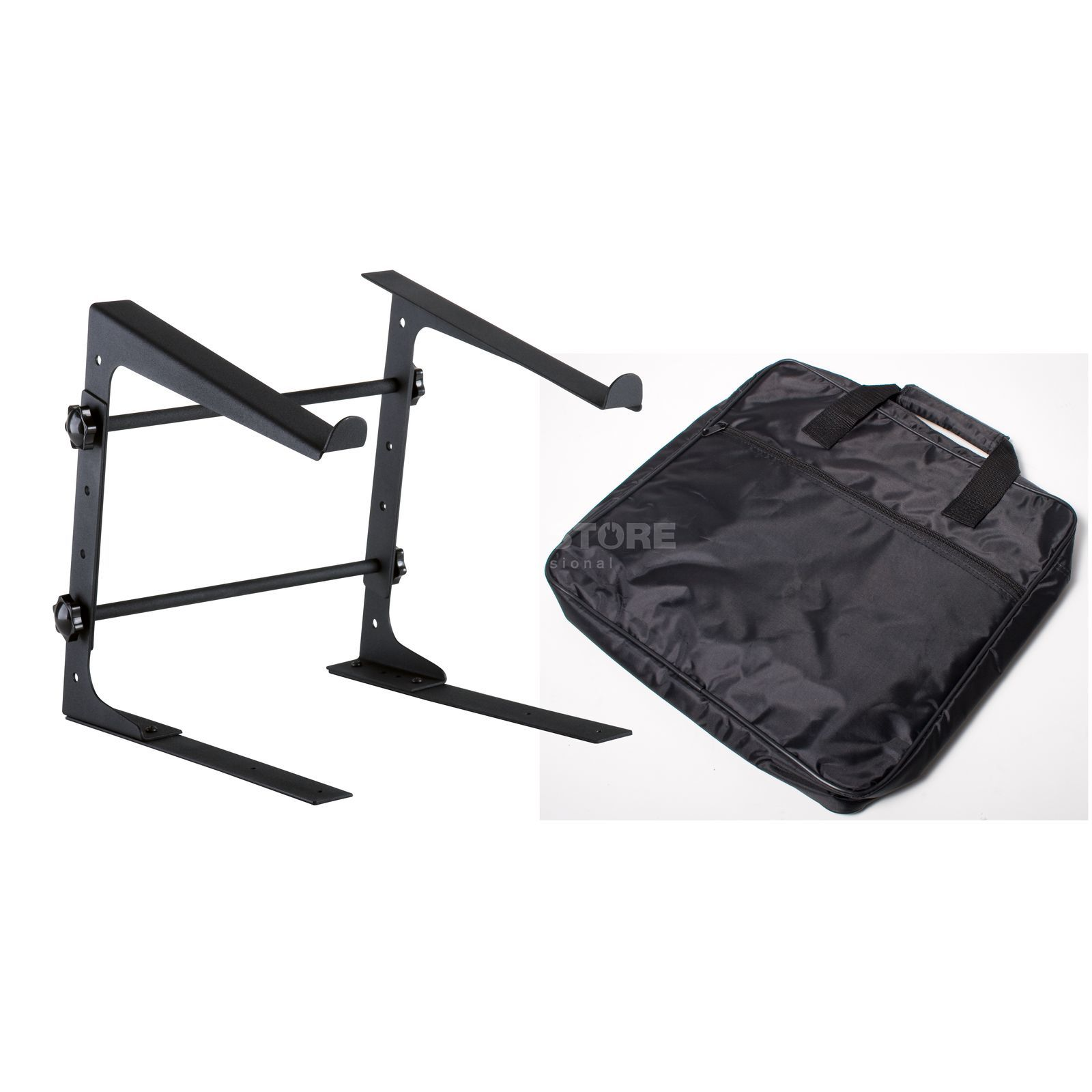 Fame Laptop Stand + Tasche - Set Productafbeelding