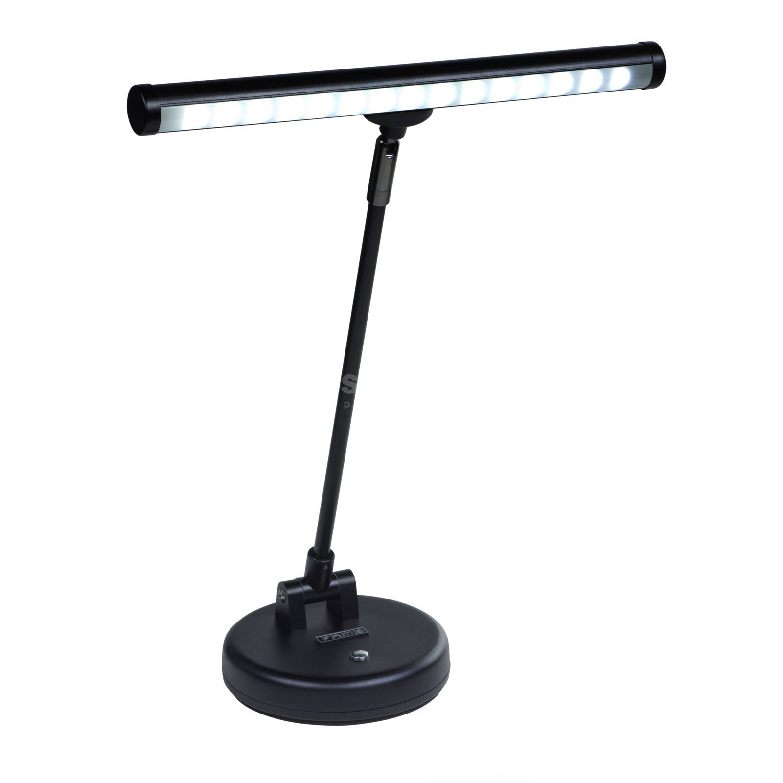Fame LED-Piano Lamp  matt Black incl.  Power Adapter Produktbillede