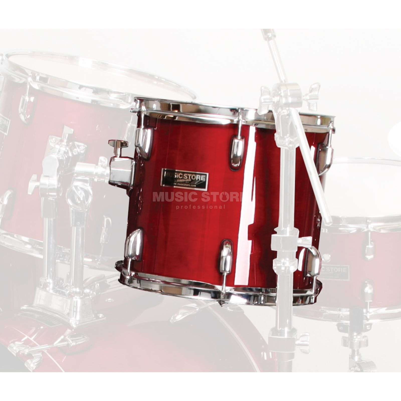 "Fame Maple Standard Tom 8""x7"", #Red Produktbild"