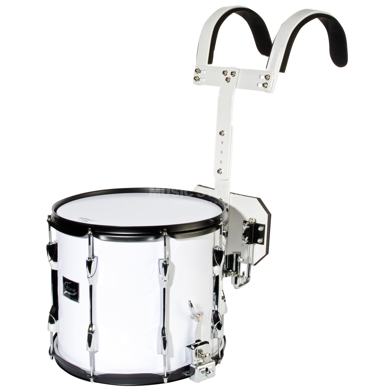 "Fame Marching Snare 14x12"" incl. Carrier Produktbillede"