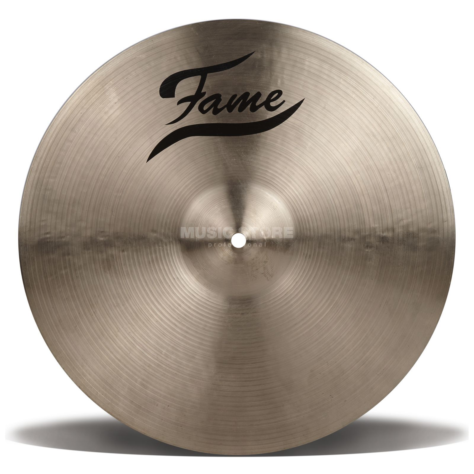 "Fame Masters B20 Crash 15"" Natural Finish Product Image"