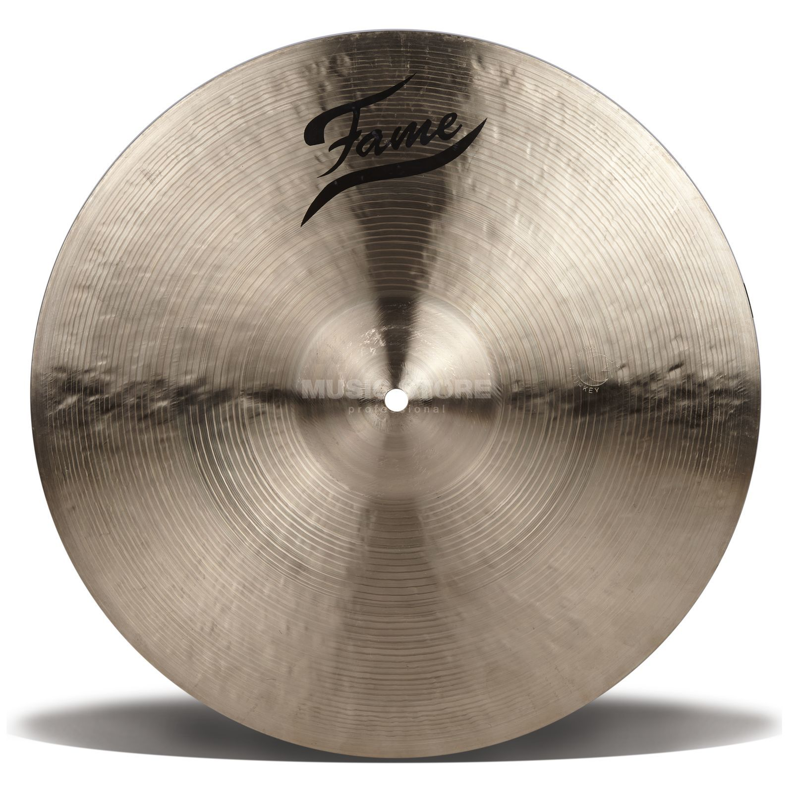 "Fame Masters B20 Crash 16"" Natural Finish Produktbillede"