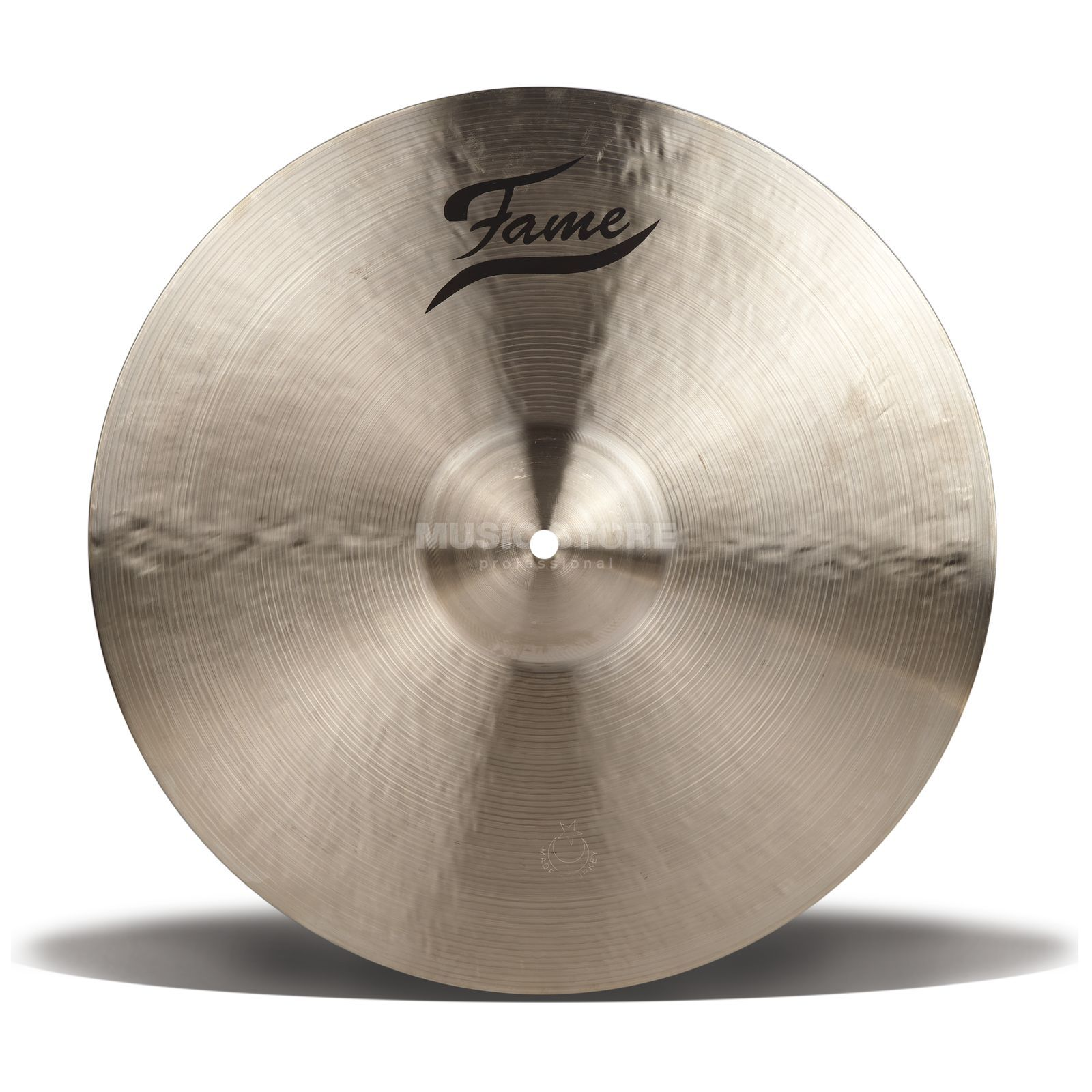 "Fame Masters B20 Crash 17"" Natural Finish Produktbillede"