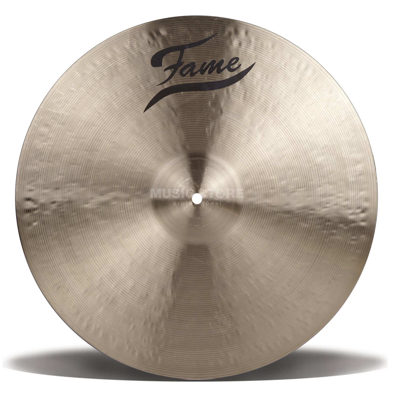 "Fame Masters B20 Crash 18"" Natural Finish Produktbild"