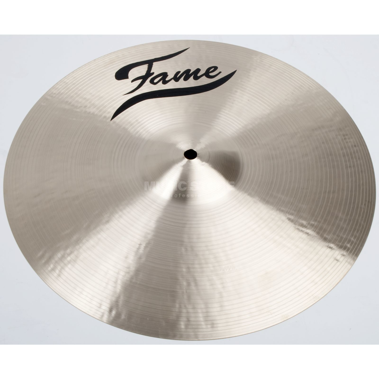 "Fame Masters B20 Heavy Crash 18"", Natural Finish Produktbillede"