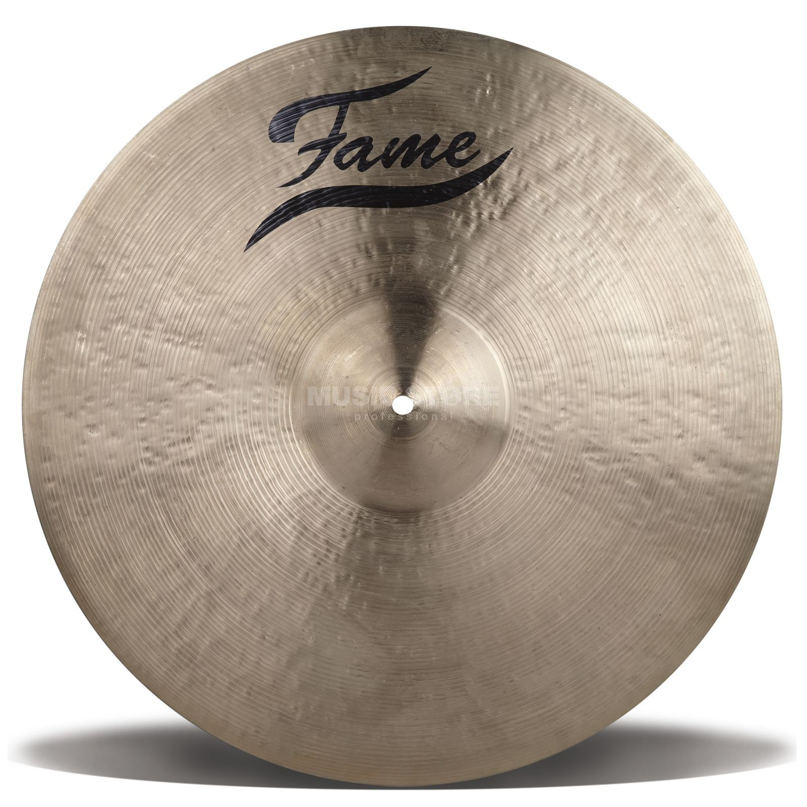 "Fame Masters B20 Heavy Ride 22"", Natural Finish Produktbillede"