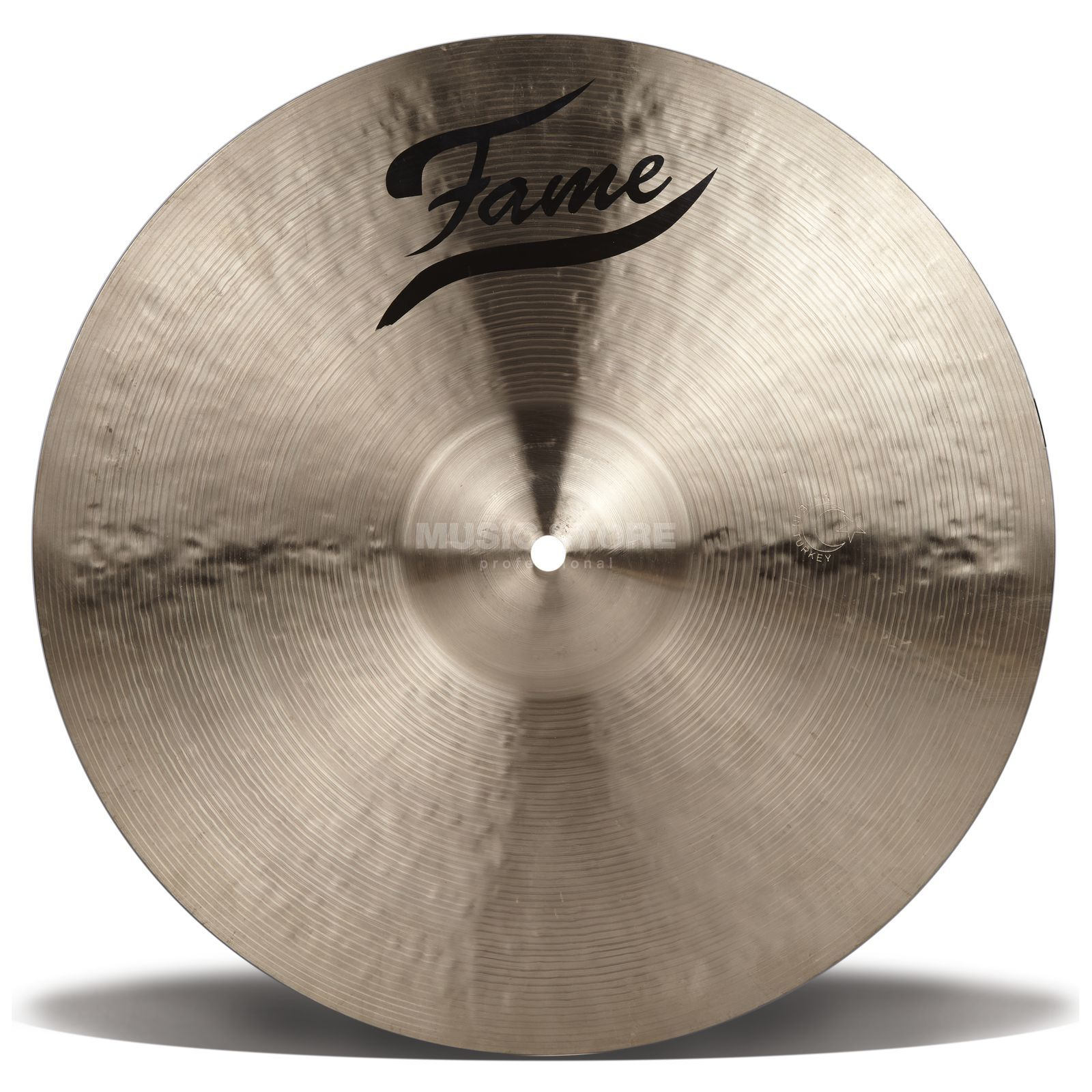 "Fame Masters B20 Thin Crash 16"", Natural Finish Product Image"