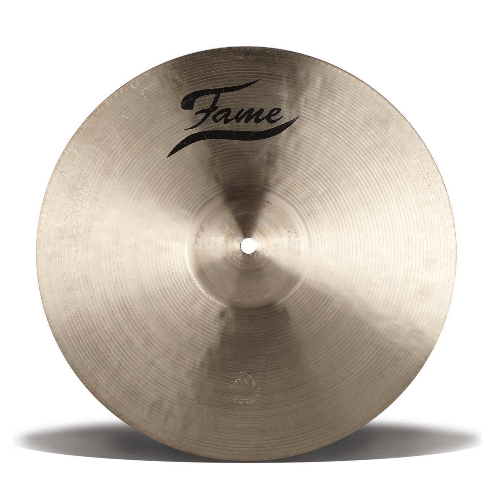 "Fame Masters B20 Thin HiHat 14"", Natural Finish Produktbillede"