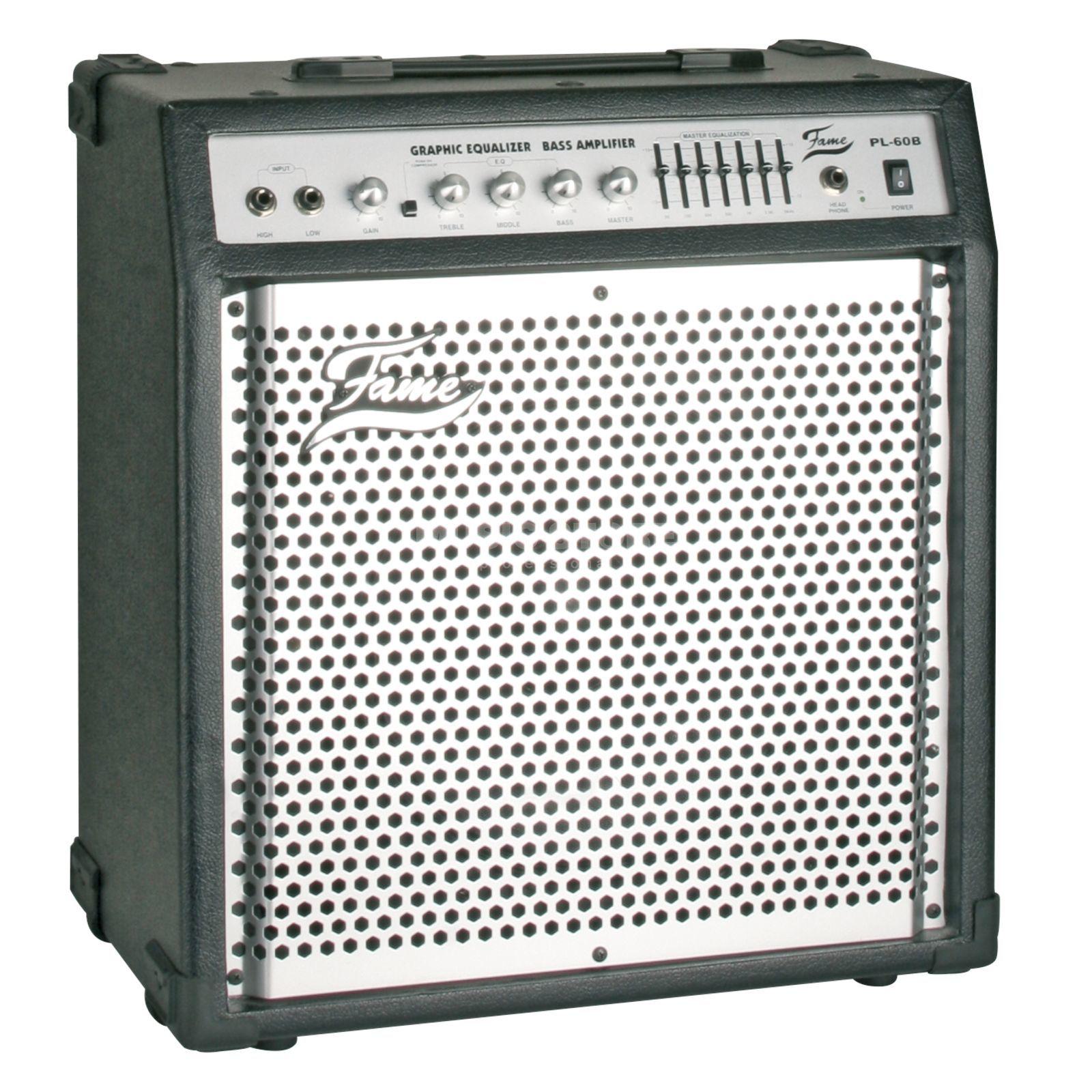 Fame Megatone PL 60 B Bass Combo Watt 1x12 Speaker
