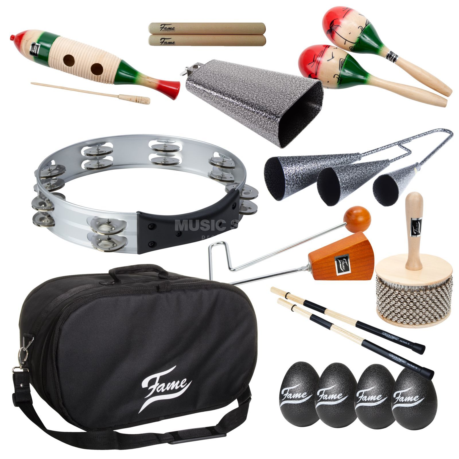 FAME Percussion Starter1 - Set Produktbild