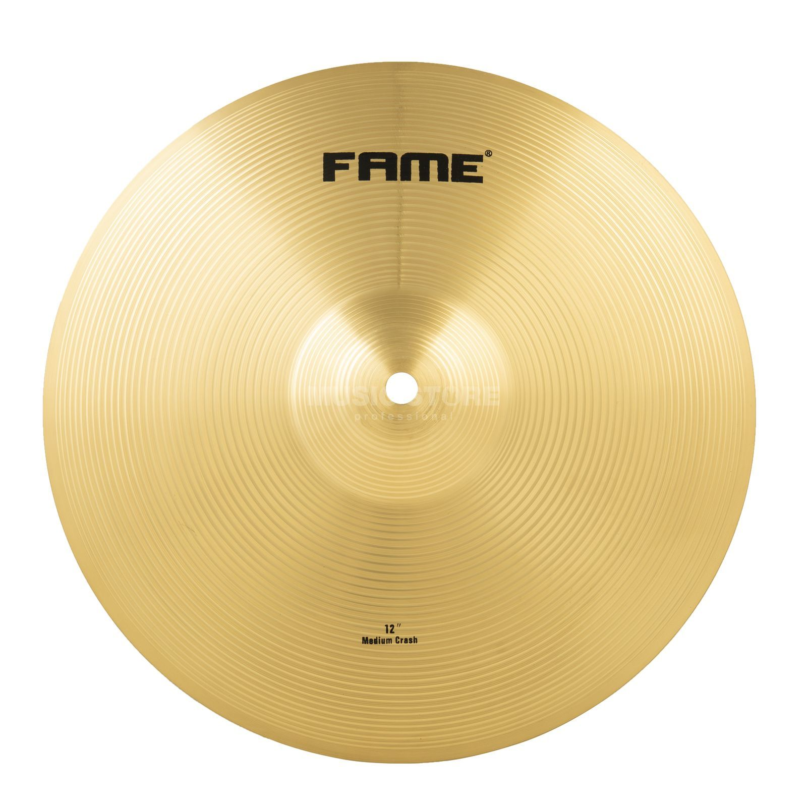 "Fame Starter Crash 12"", Brass Product Image"