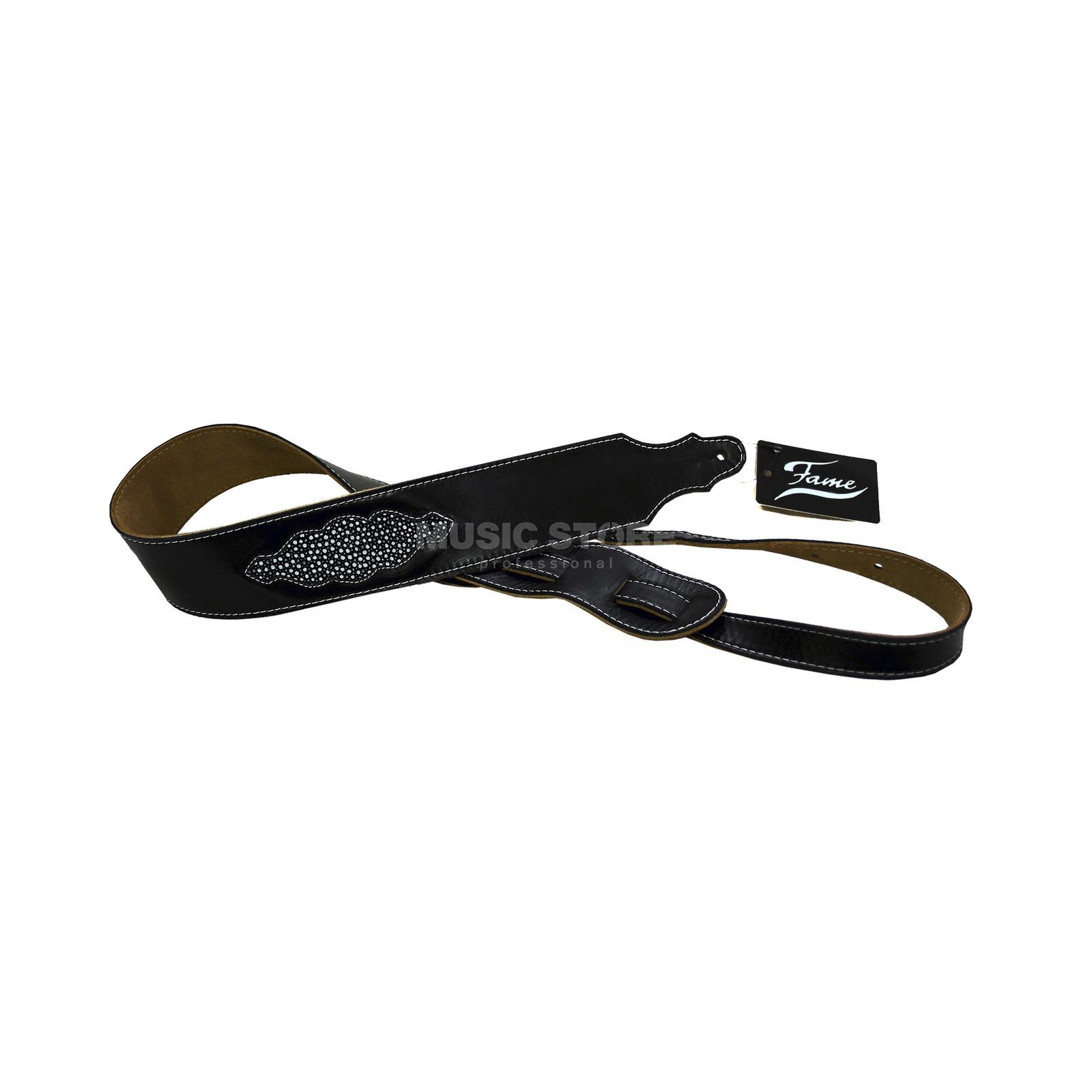Fame Strap Crown Black Produktbild