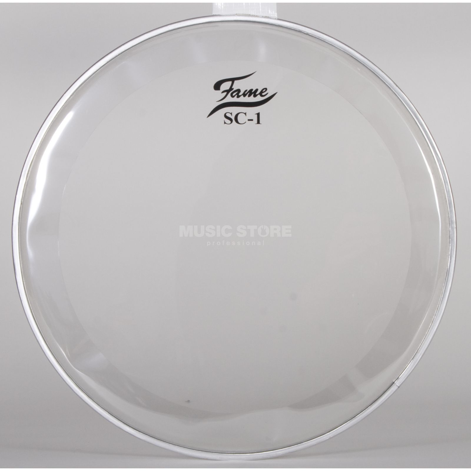"Fame Tom Head SC1, 8"", Sound Control, clear Product Image"