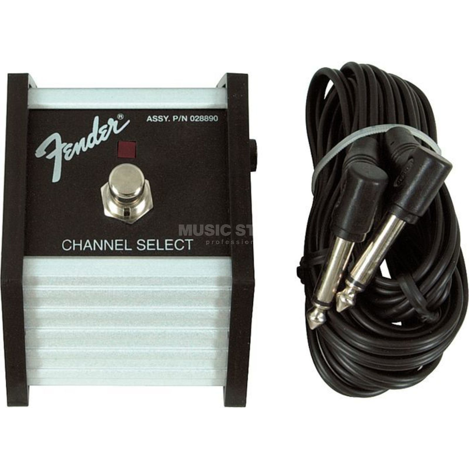 Fender 1-Button Footswitch BXR 200, M-80 Bass Produktbillede