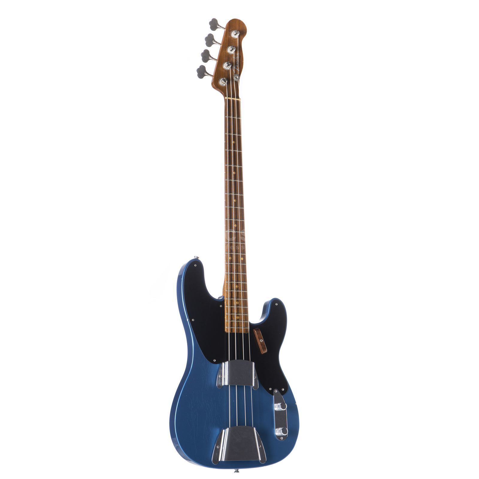 Fender 1951 Precision Bass Closet Classic Lake Placid Blue MB Dennis Galuszka #2759 Изображение товара