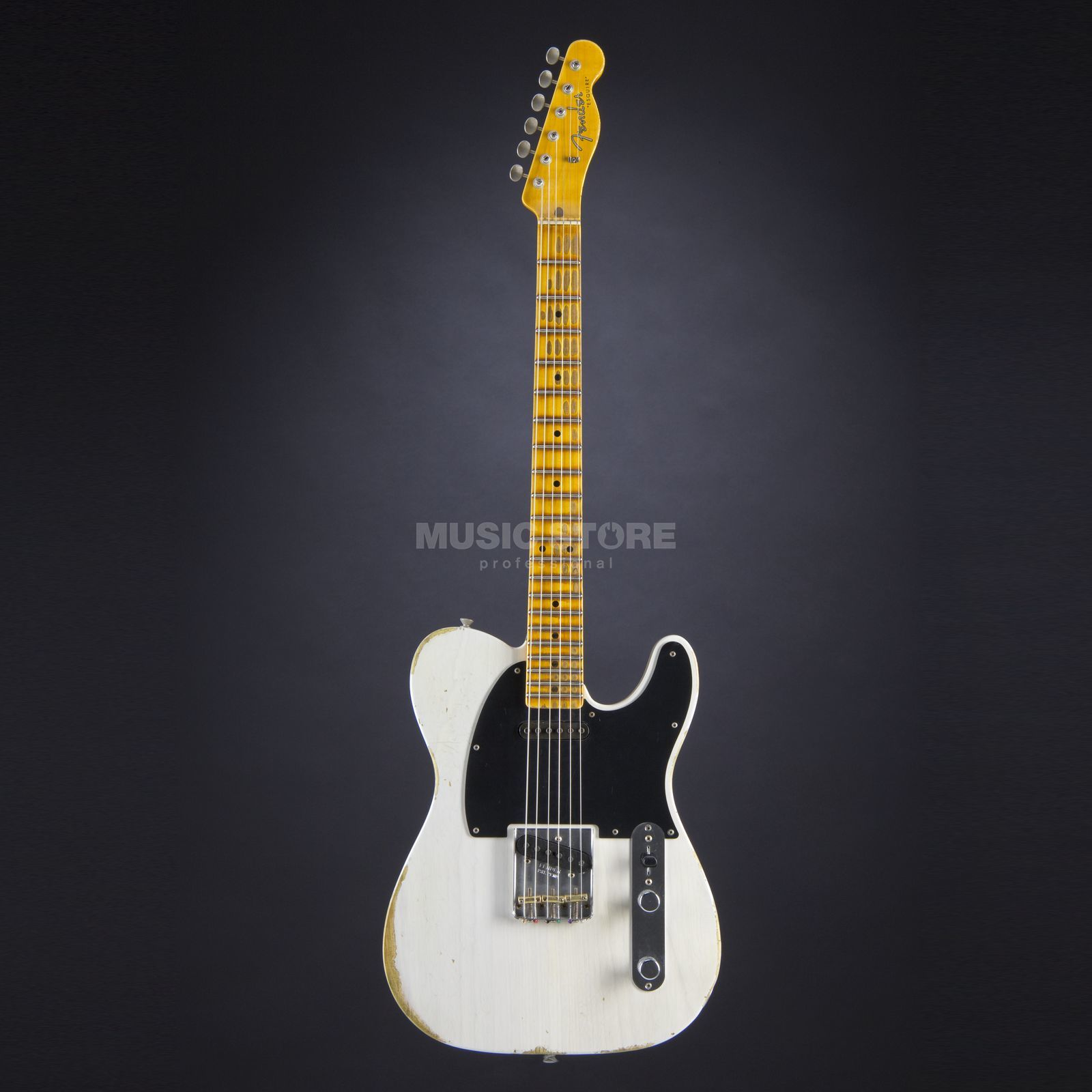 Fender 1959 Heavy Relic Esquire White Blonde #R80735 Produktbild