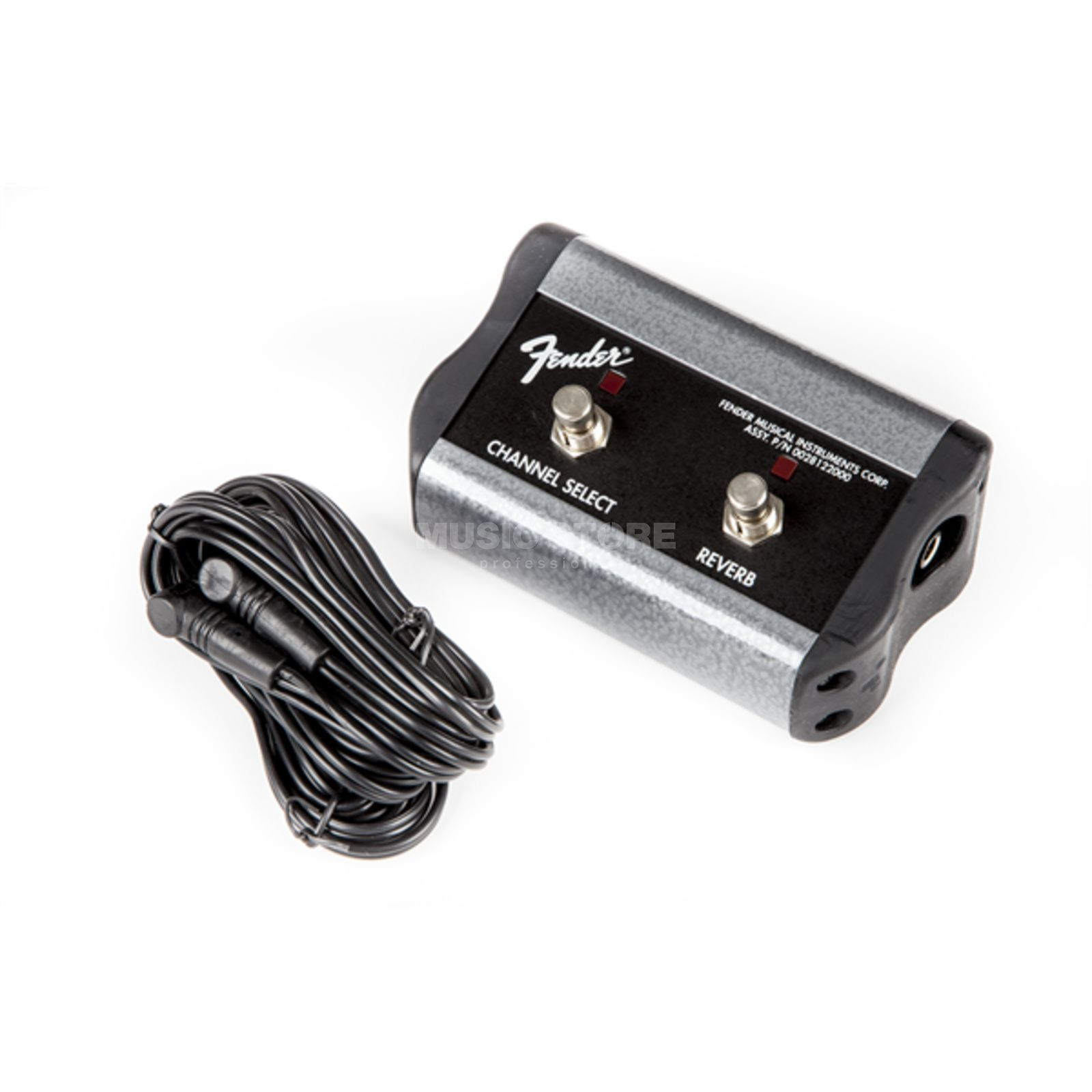 Fender 2-Button Footswitch f.BluesDel Blues Dev., Champ 25 Produktbild