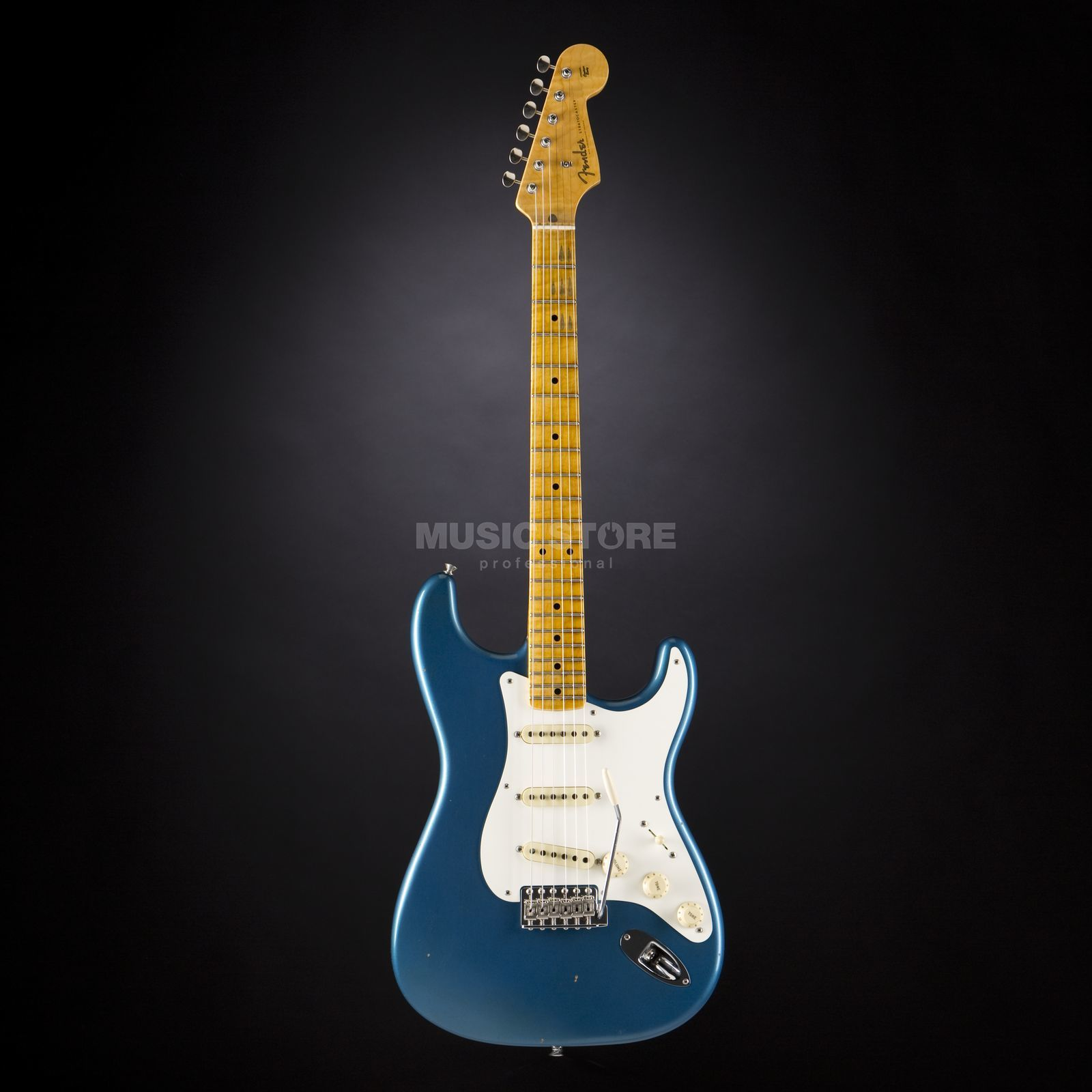 Fender '50s JRN Relic Strat Faded Lake PLacid Blue #CZ525093 Produktbild