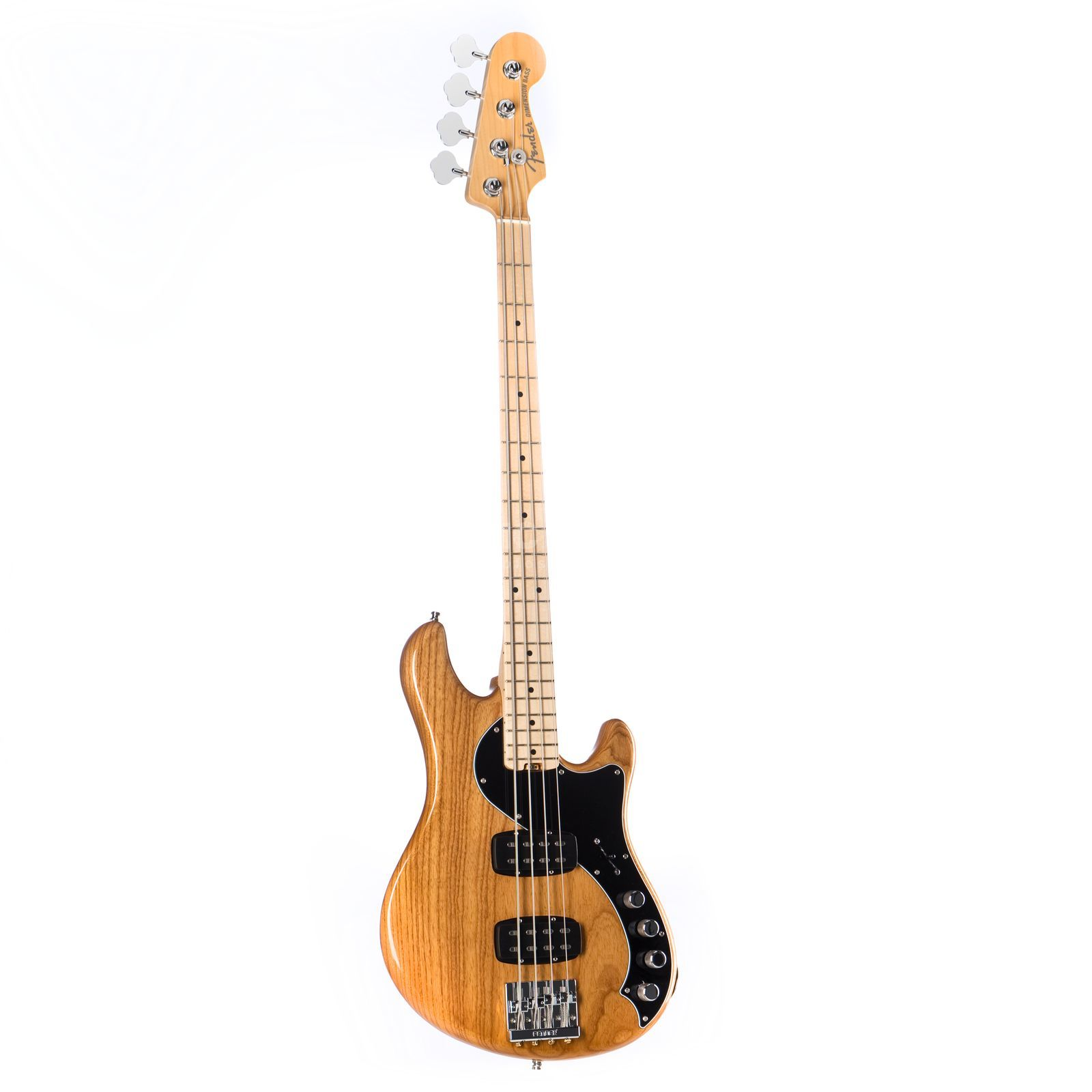 Fender American Elite Dimension Bass IV HH MN Natural Produktbild